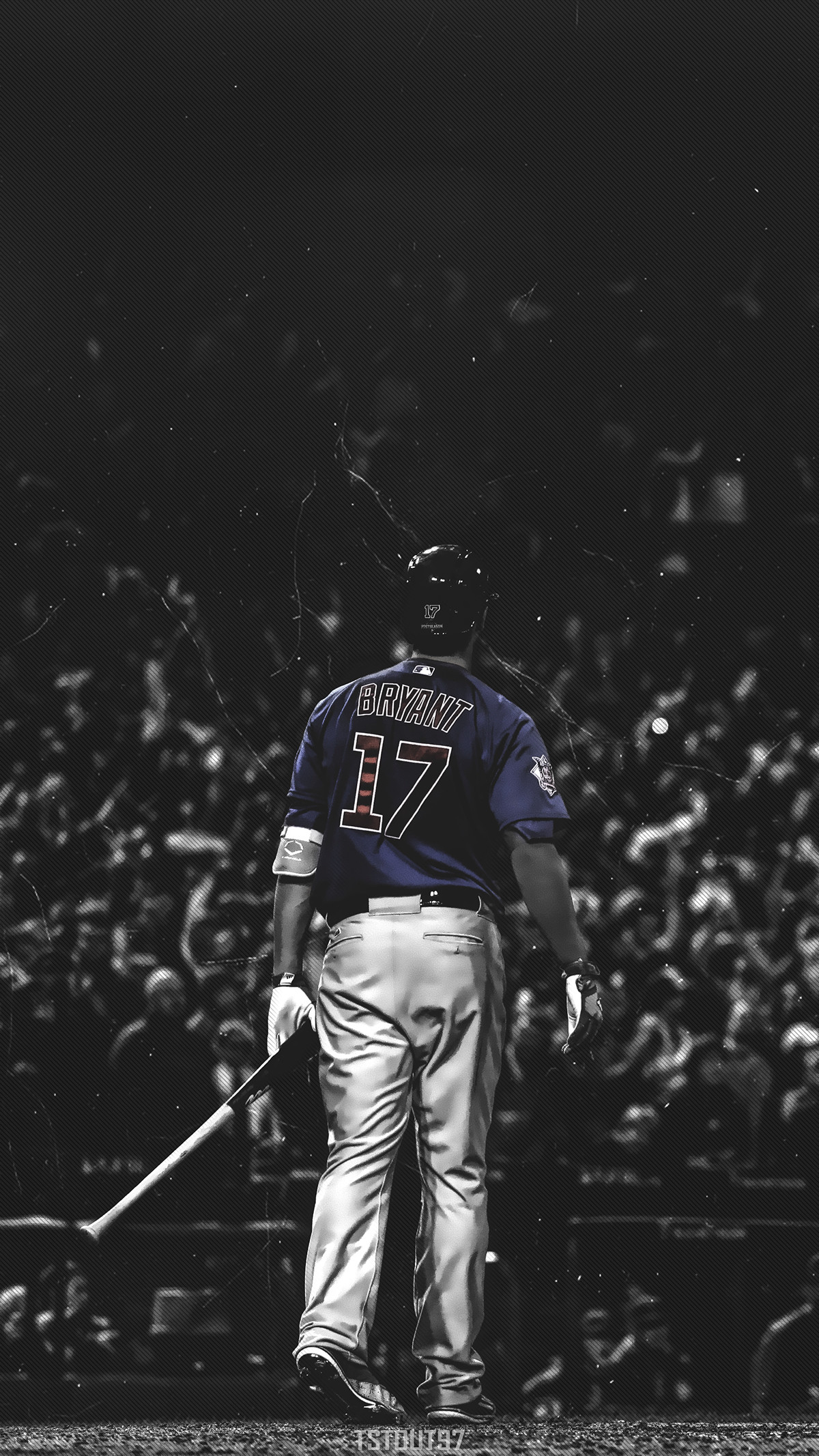 Chicago Cubs Wallpaper Collection For Free Download Kris Bryant Mobile Phone  Wallpaper on Behance …