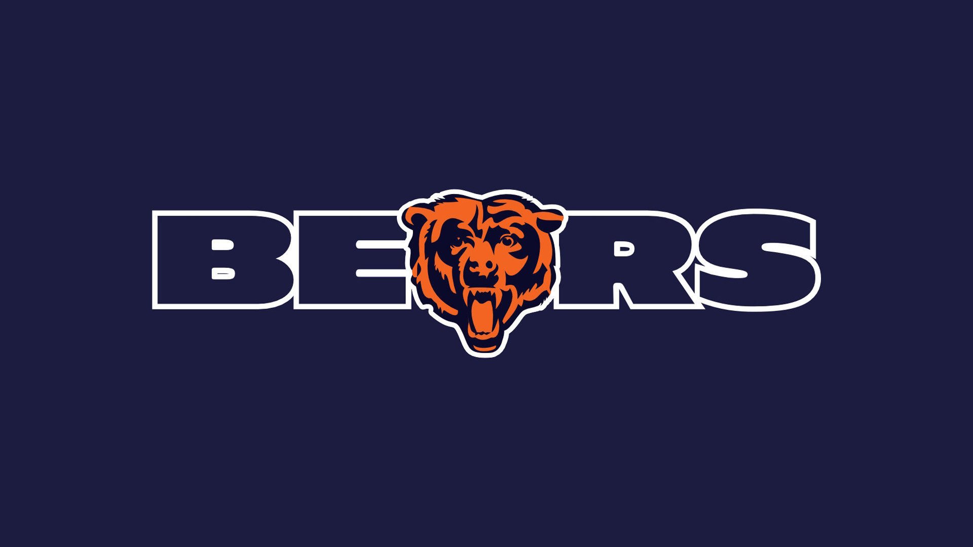 Chicago Bears Logo Wallpaper 44442