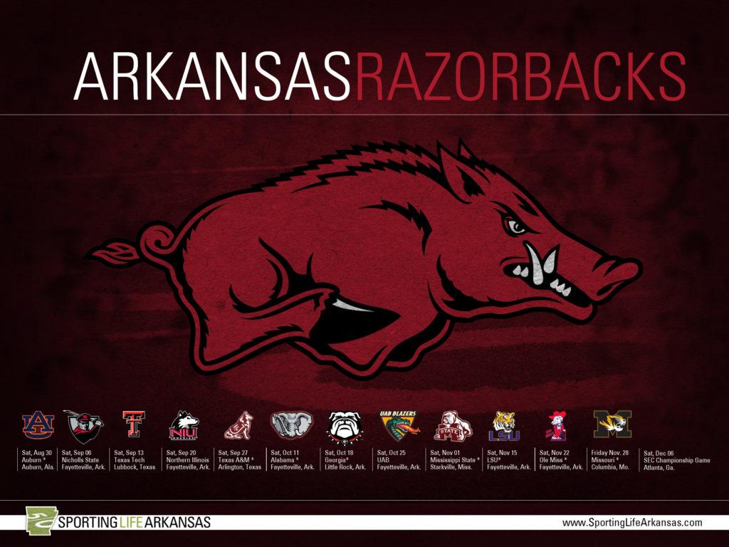 Arkansas Desktop Wallpaper