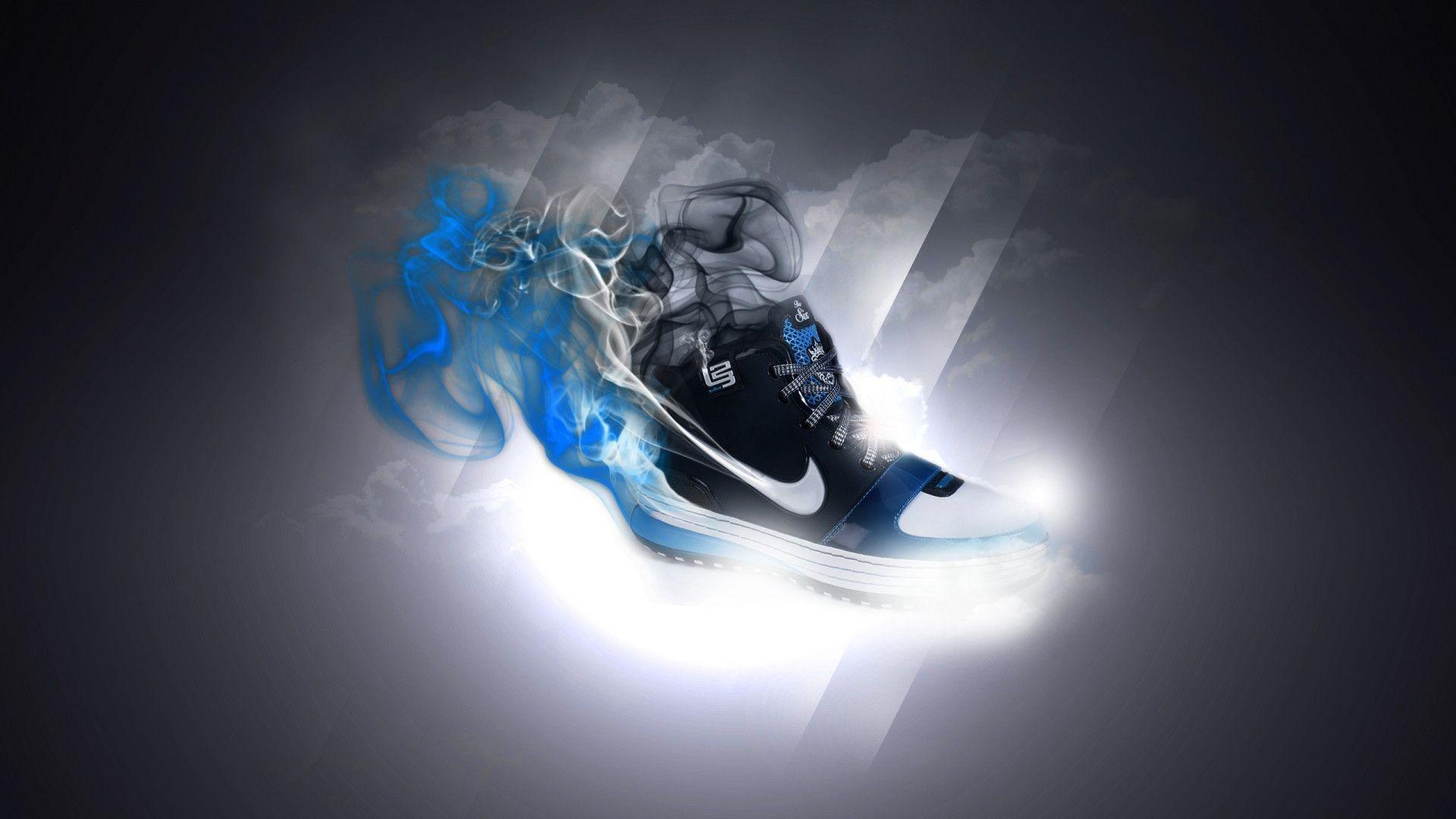 Nike Shoes 3D Wallpapers HD | Wallpicshd