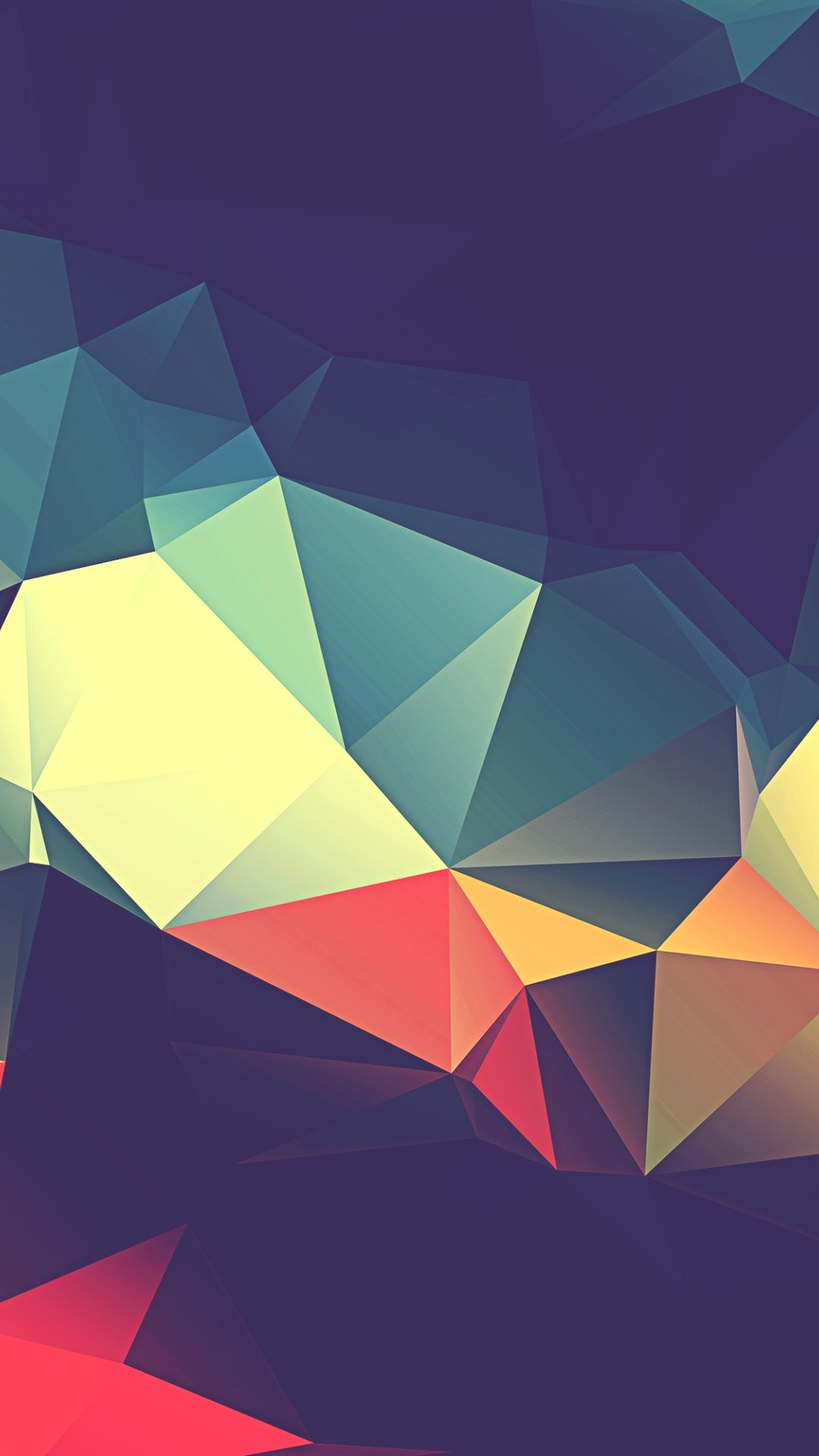 Low Poly iPhone 6 Plus Wallpaper 35941 – Abstract iPhone 6 Plus Wallpapers