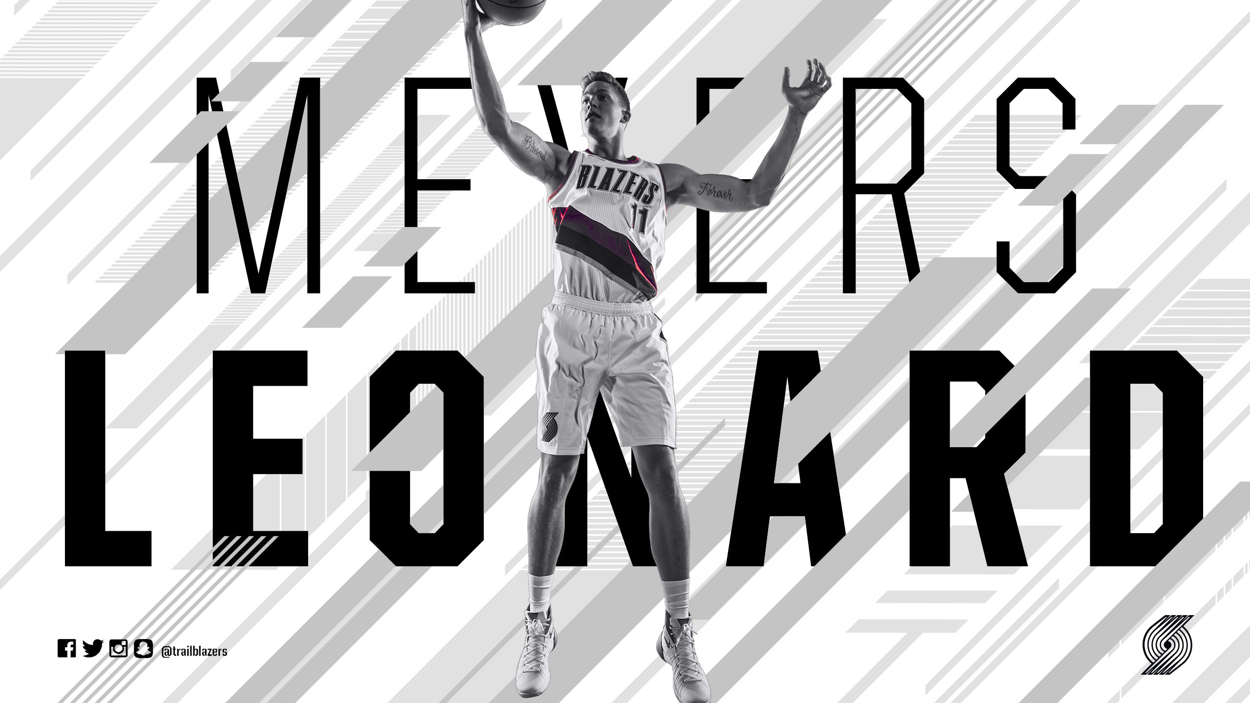 February 2016 / Meyers Leonard