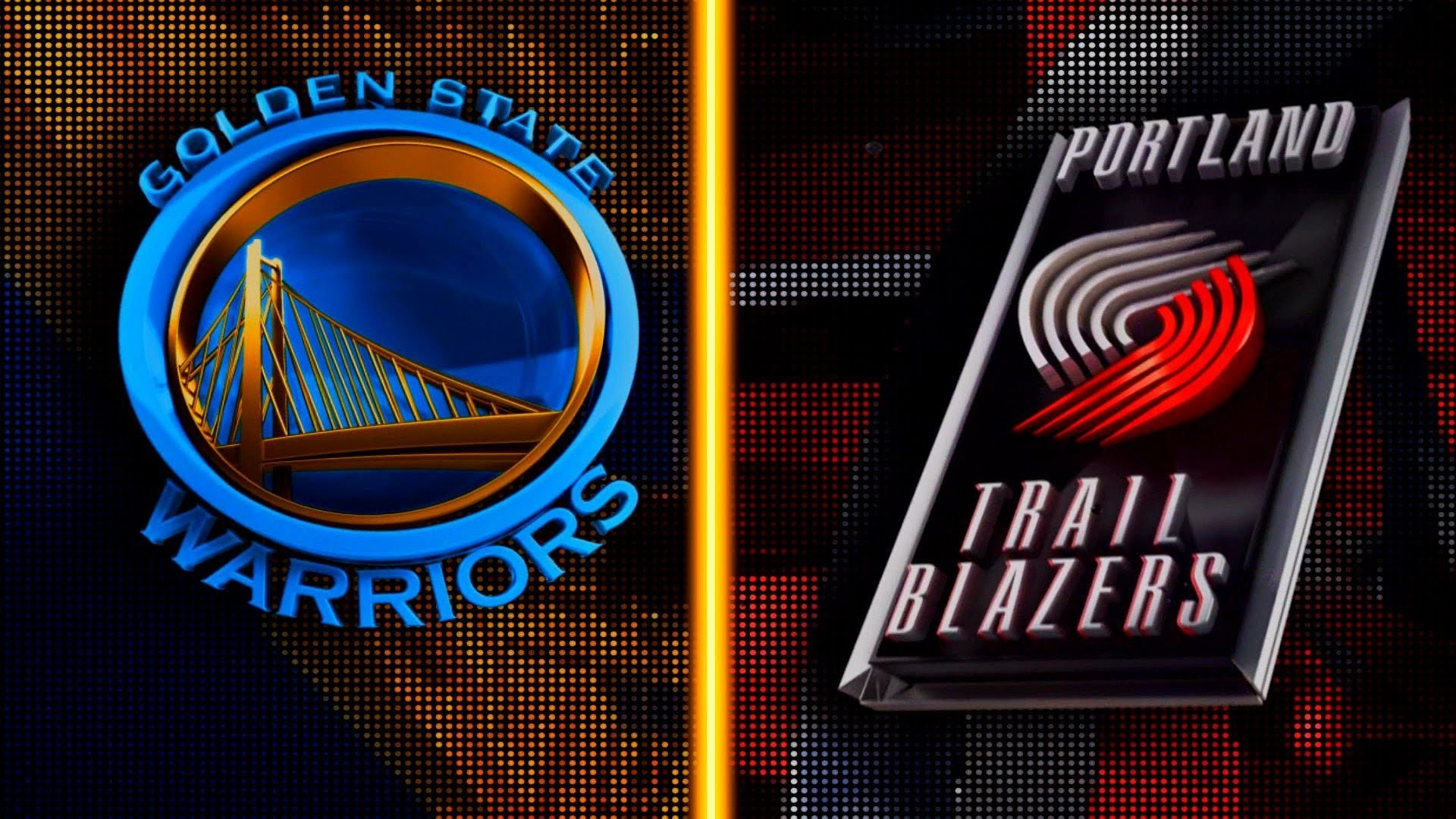 Portland Trail Blazers (120) vs Golden State Warriors (108) Playoffs Game 3  Highlights (May 7, 2016)