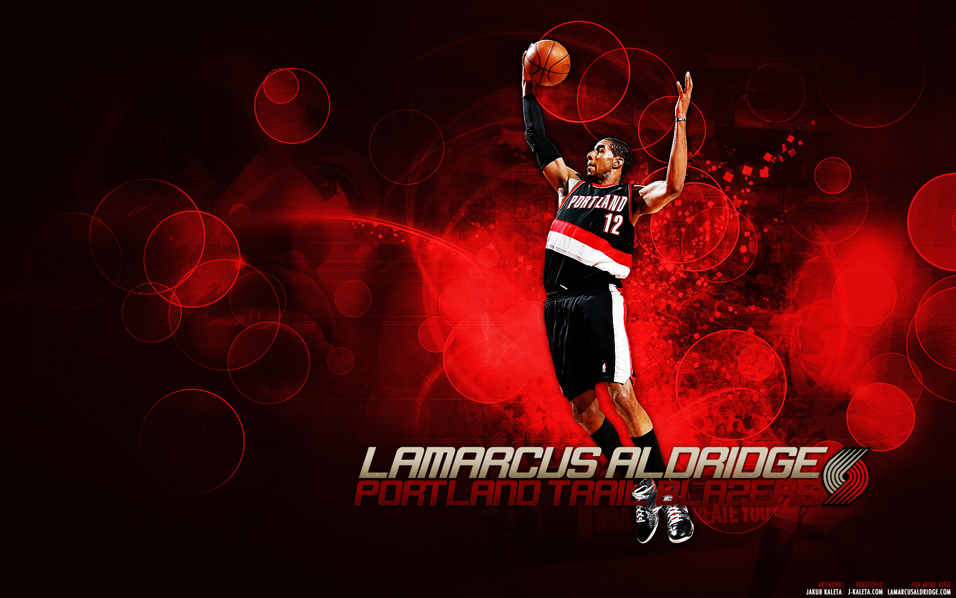 PORTLAND TRAIL BLAZERS nba basketball (39) wallpaper | | 211056 |  WallpaperUP