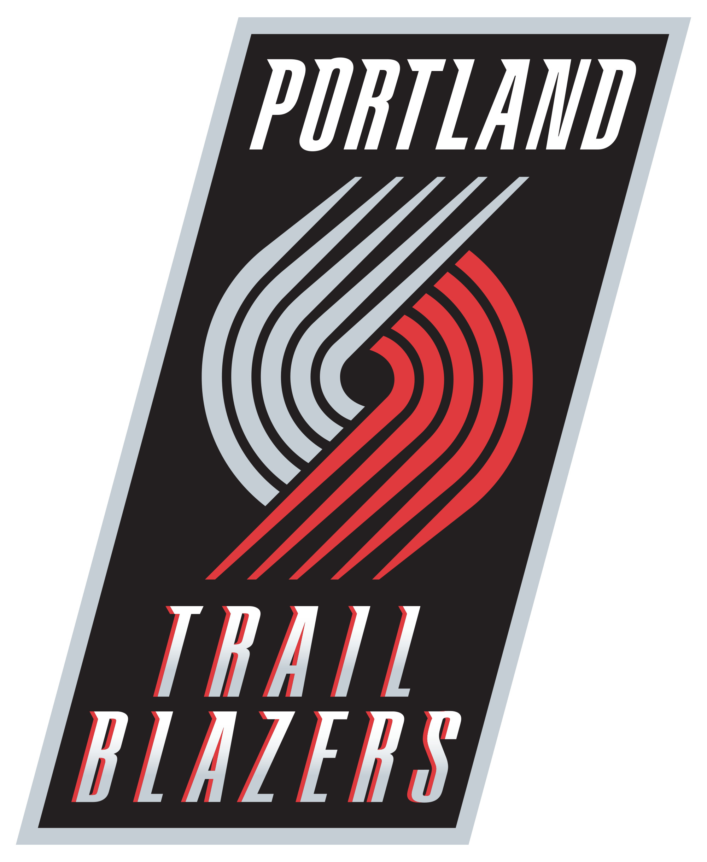 Portland Trail Blazers Logo Wallpaper