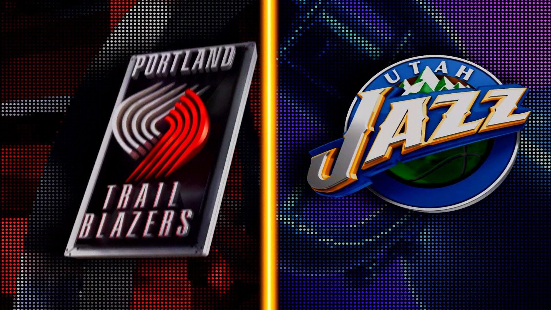 PS4: NBA 2K16 – Portland Trail Blazers vs. Utah Jazz [1080p 60 FPS] –  YouTube