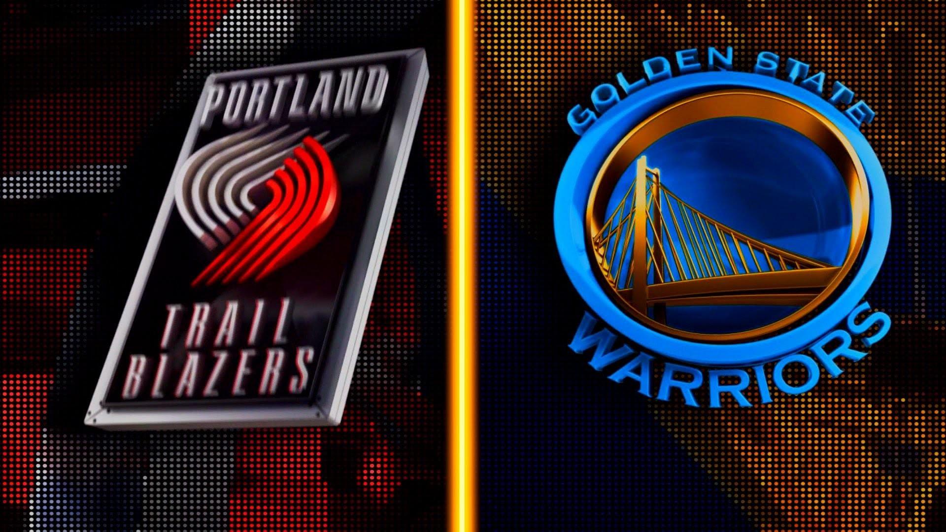 PS4: NBA 2K16 – Portland Trail Blazers vs. Golden State Warriors [1080p 60  FPS] – YouTube