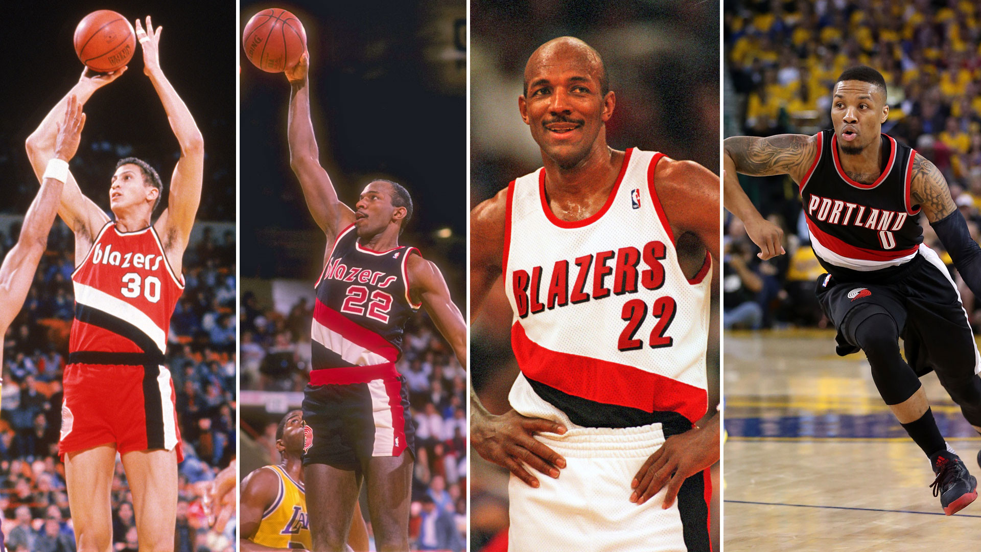 Portland Trail Blazers will get new uniforms and a new logo in 2017 | NBA |  Sporting News
