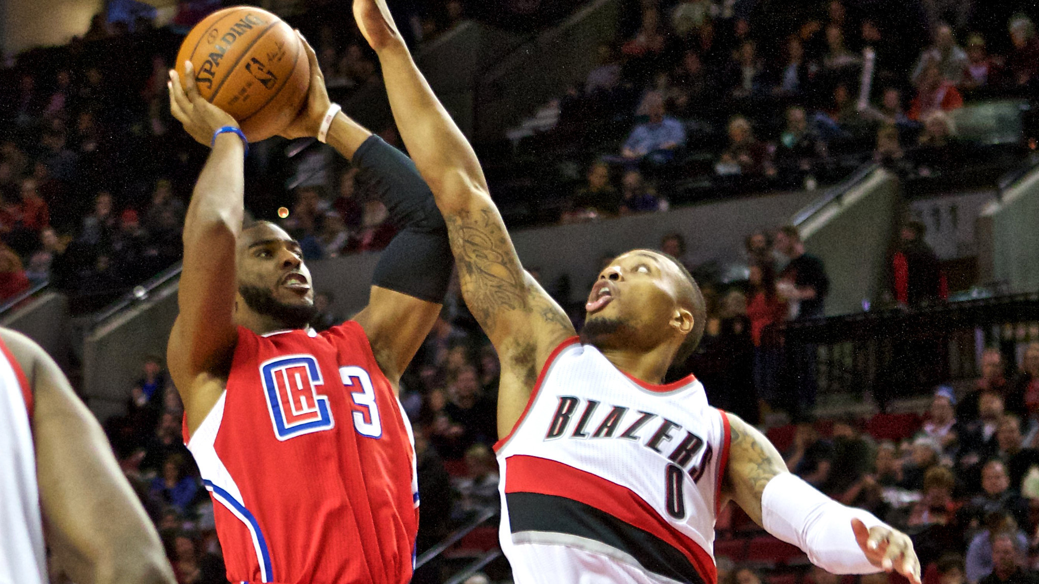 Trail Blazers snap seven-game losing streak with 102-91 win over Clippers –  LA Times