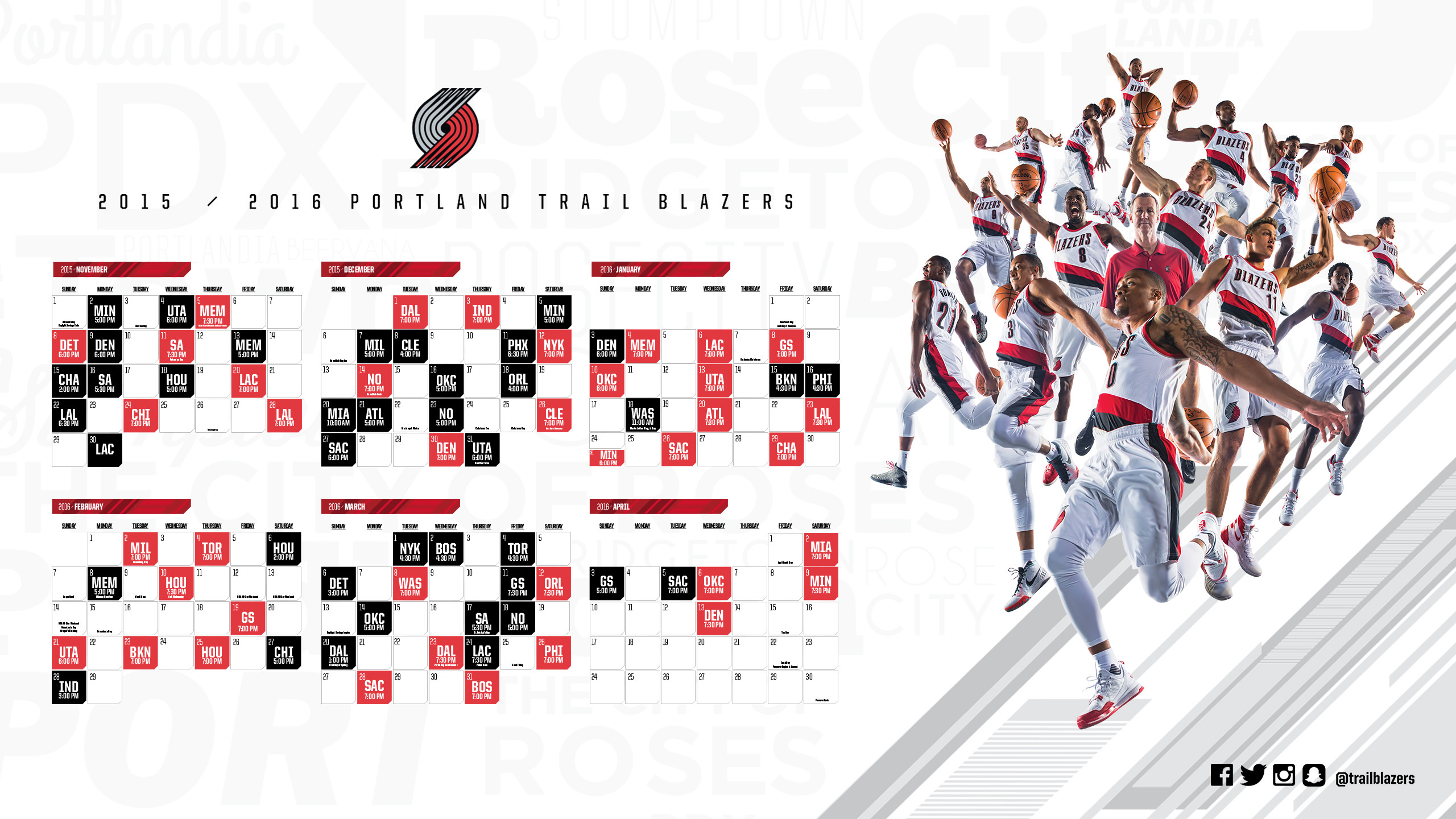 Looking for a decent Utah Jazz 2016-2017 schedule wallpaper. Something like  this. Thanks!