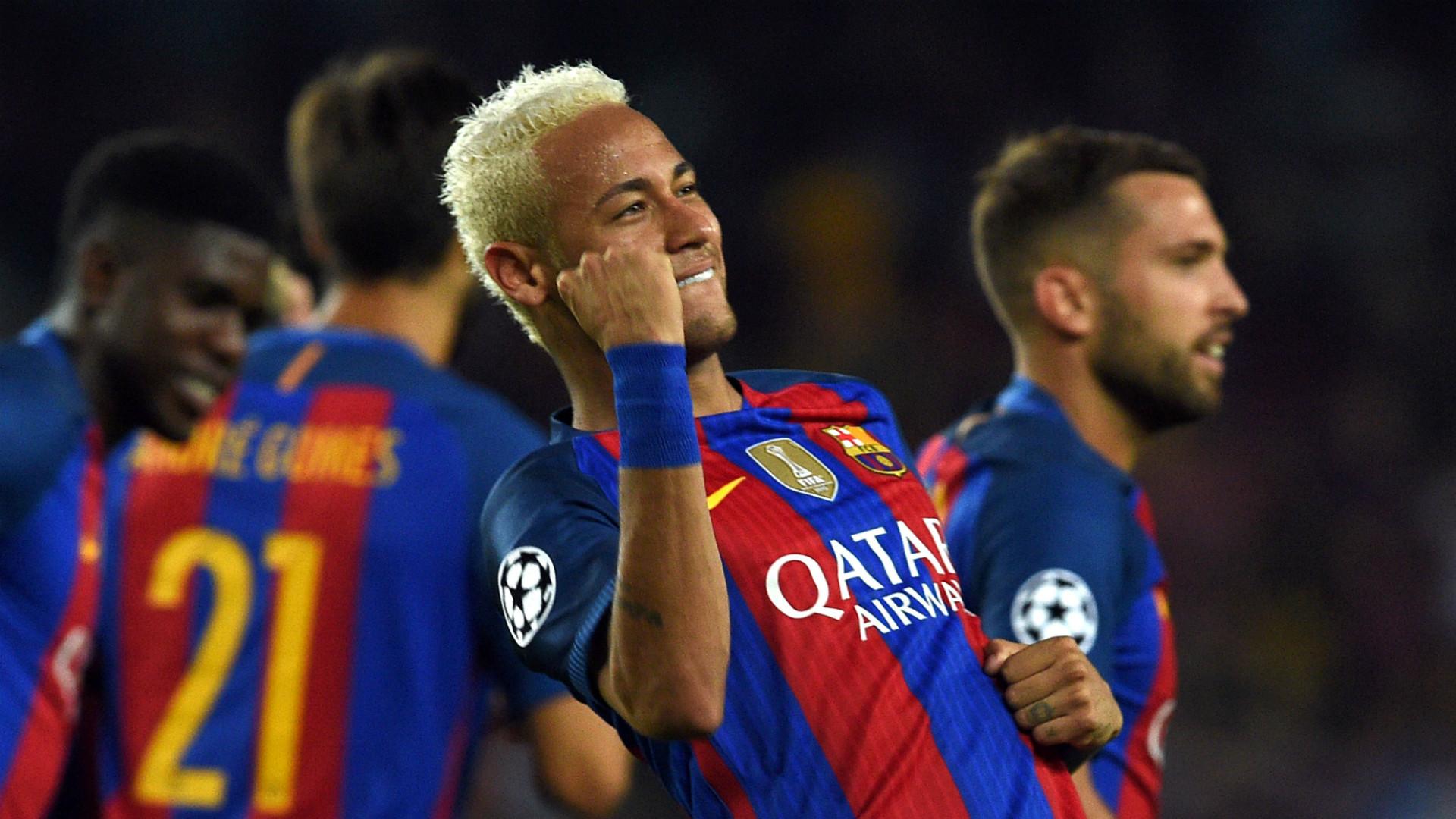 Friends reunited – Messi, Suarez & Neymar bring back feelgood factor as  Barca crush Celtic – Goal.com