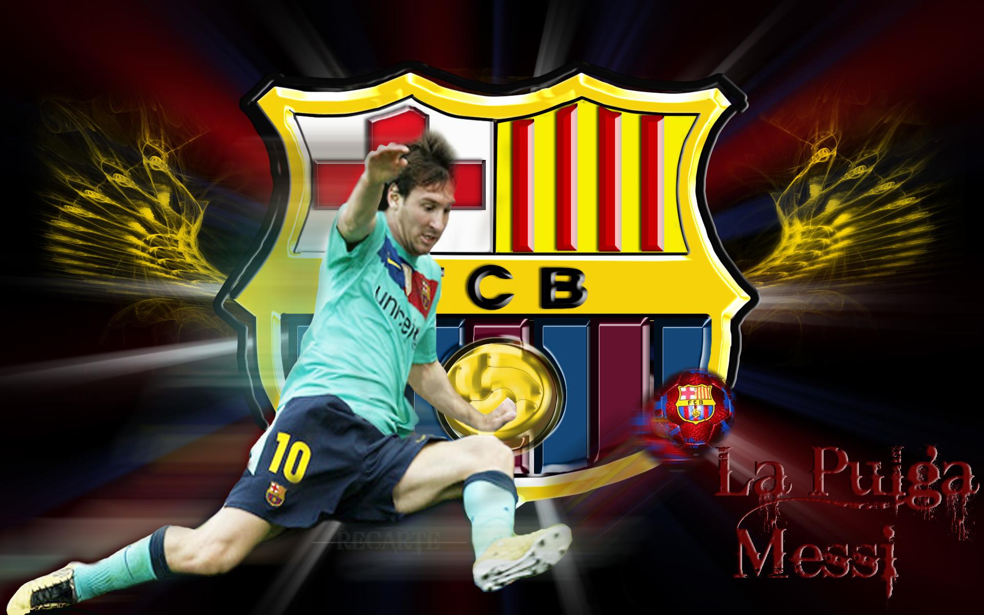 Lionel Messi Wallpaper Desktop