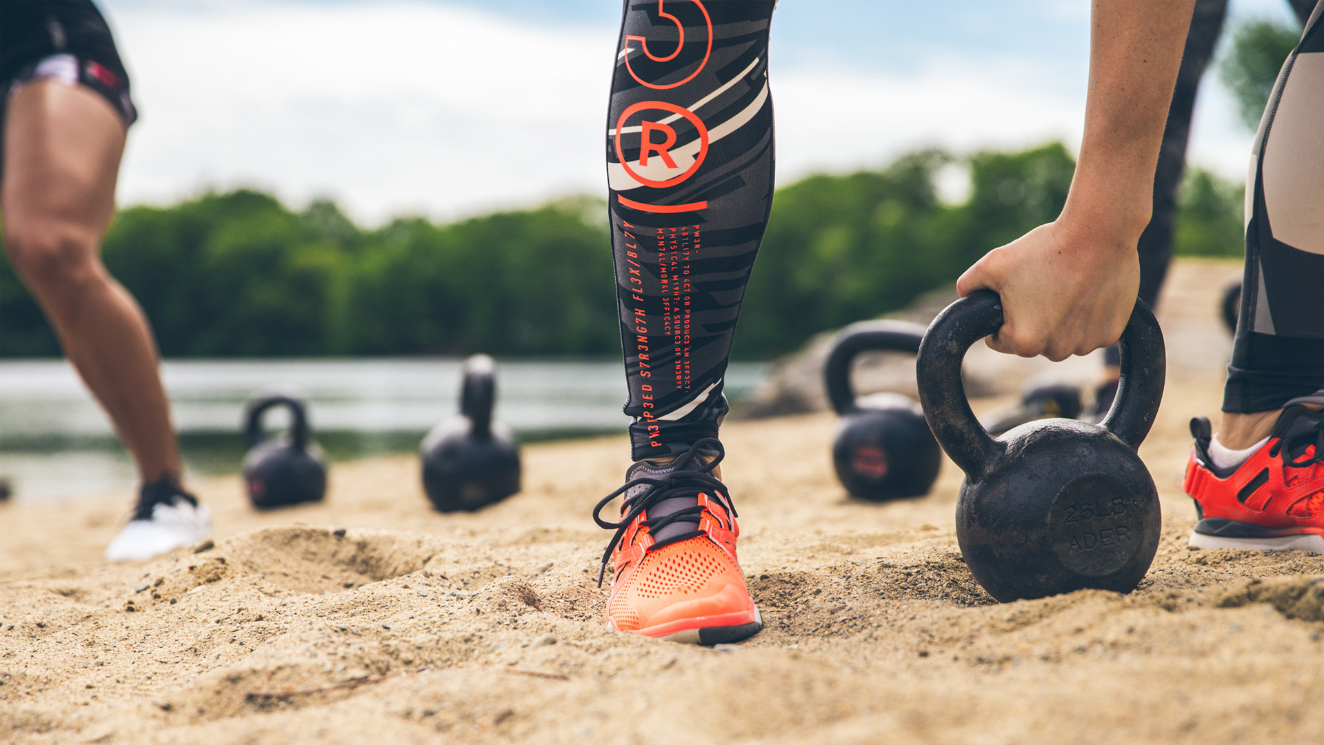 How a Personal Trainer Prepares for a Reebok Spartan Race