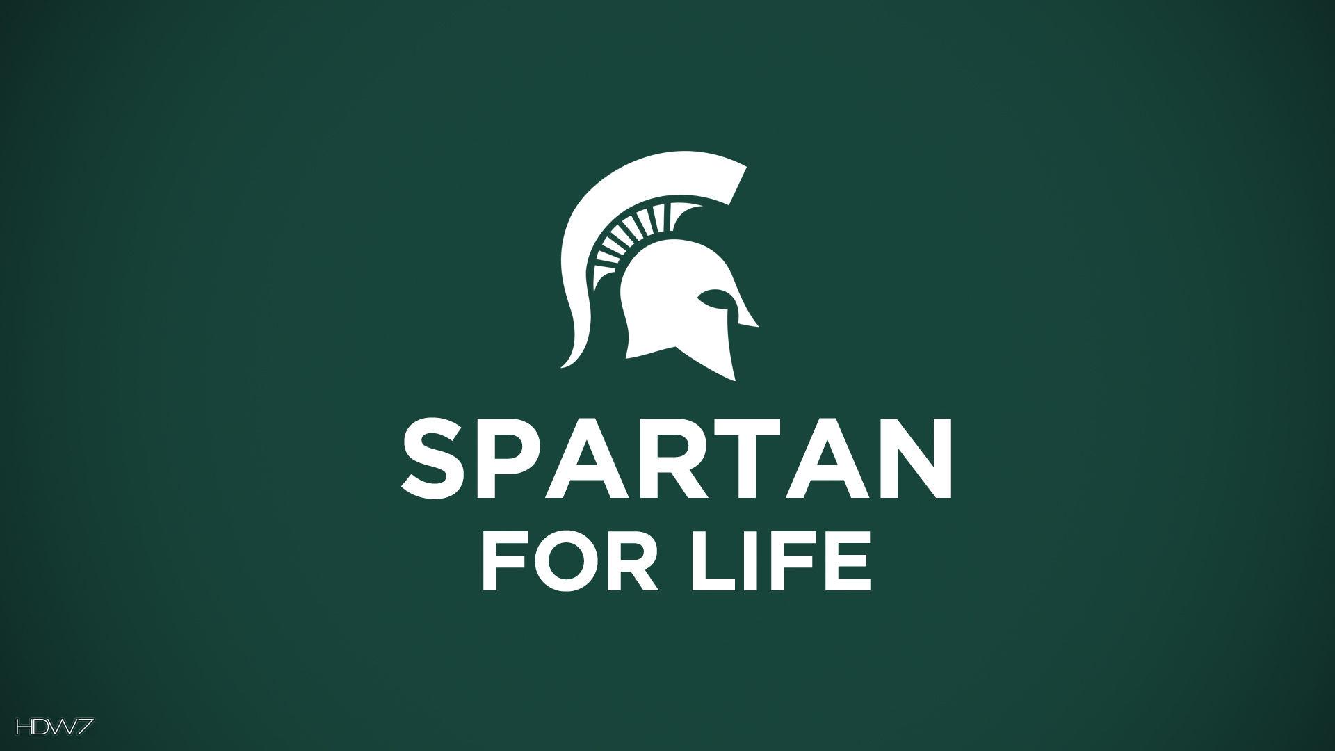 spartan for life motto -#main