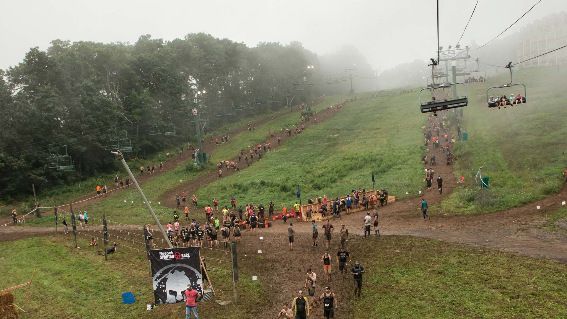 Spartan Race Inc. Obstacle Course Races | Virginia Super and Sprint Weekend  2016