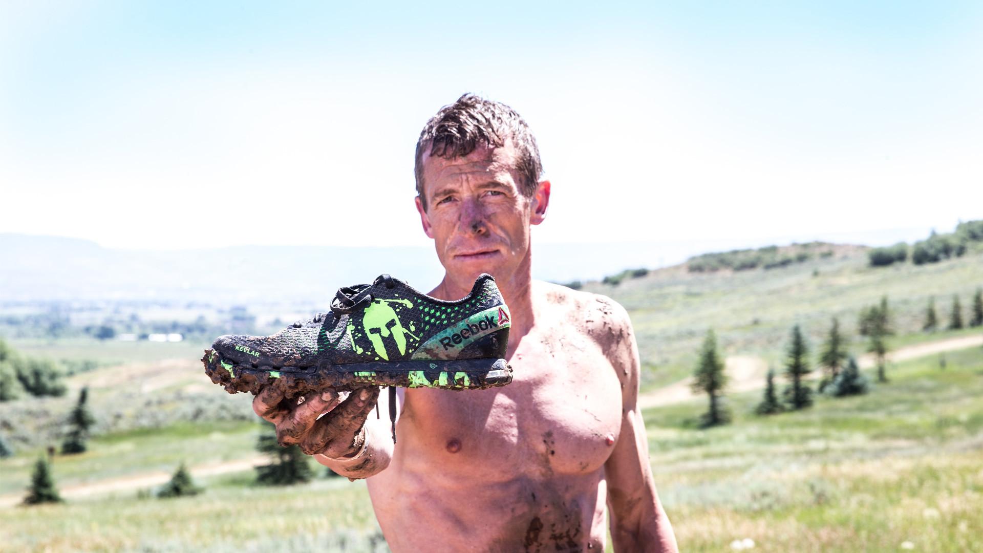 Matt Novakovich Spartan training