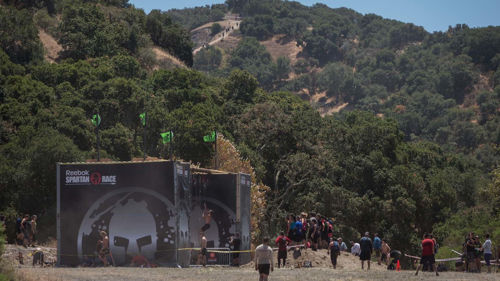 Spartan Race Inc. Obstacle Course Races | Monterey Super 2017 | Overview