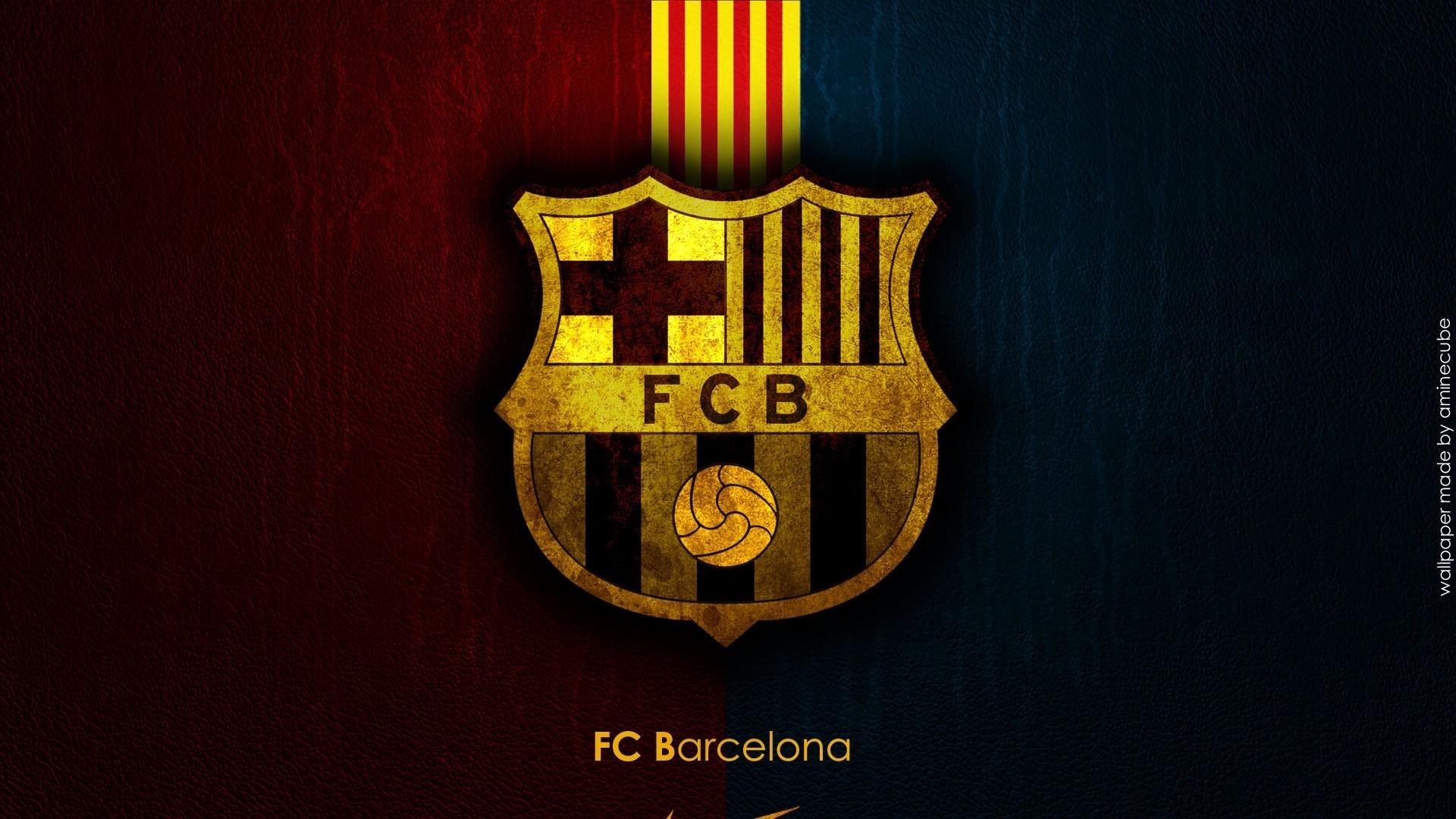 Preview wallpaper barcelona, spain, football club, sports, logo 1920×1080