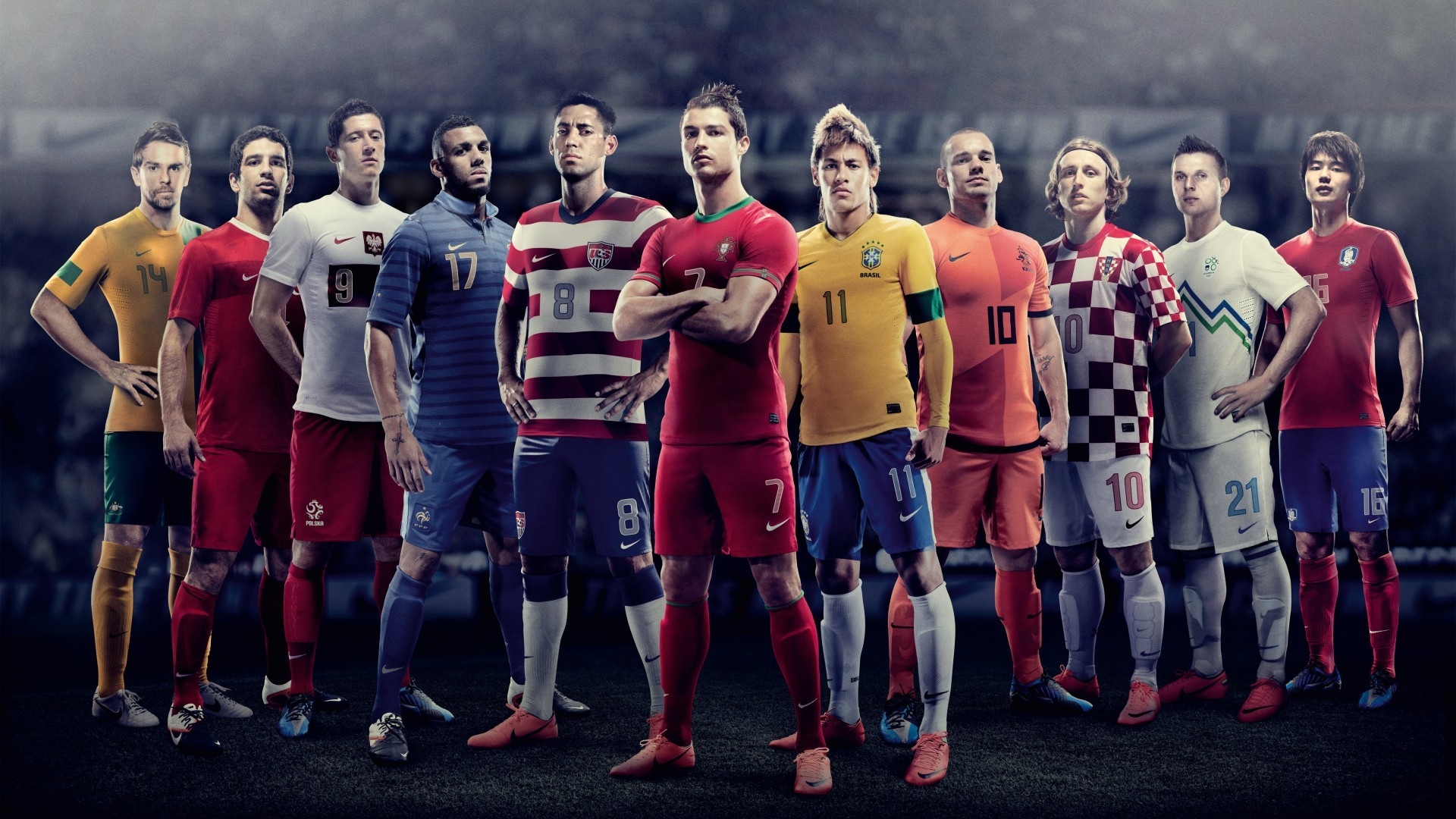 EURO 2012 Nike Football Wallpapers HD