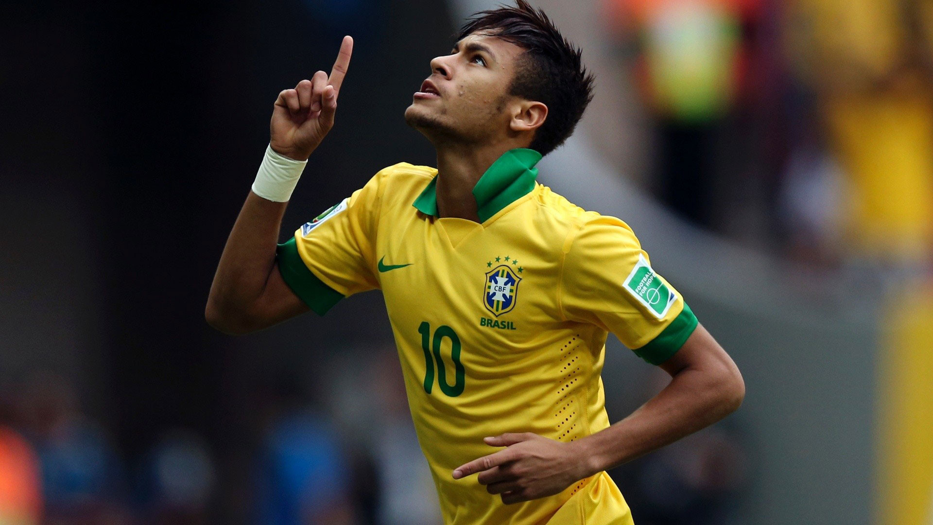 hd pics photos sports neymar brazil football team desktop background  wallpaper