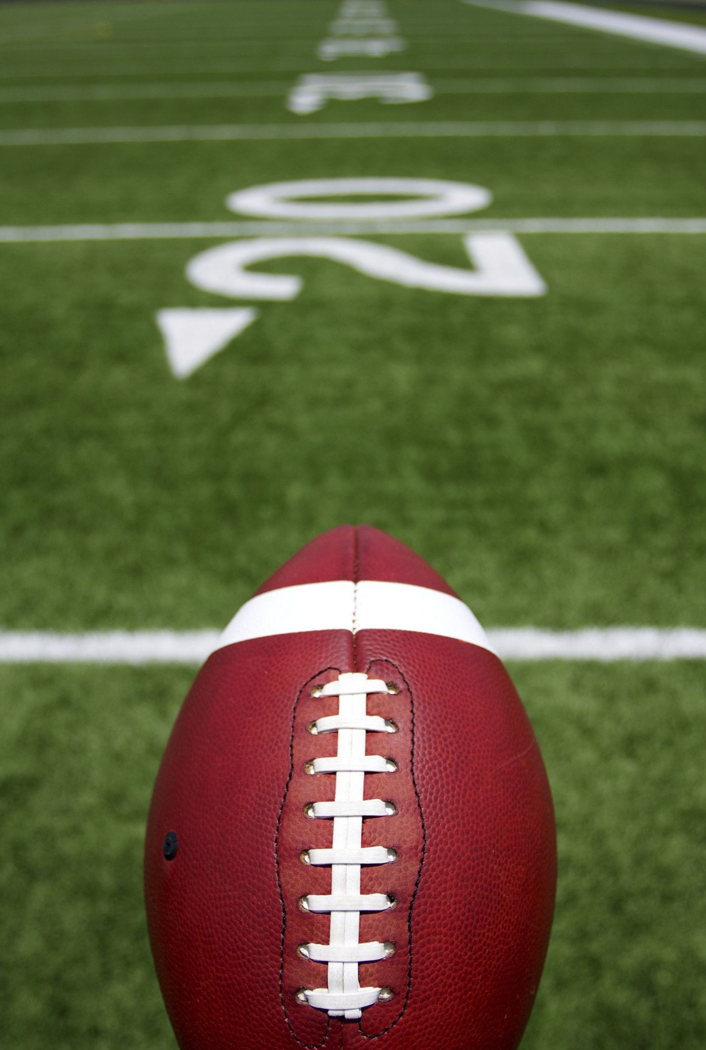 Football Field With Football Hd 1080P 12 HD Wallpapers #10036