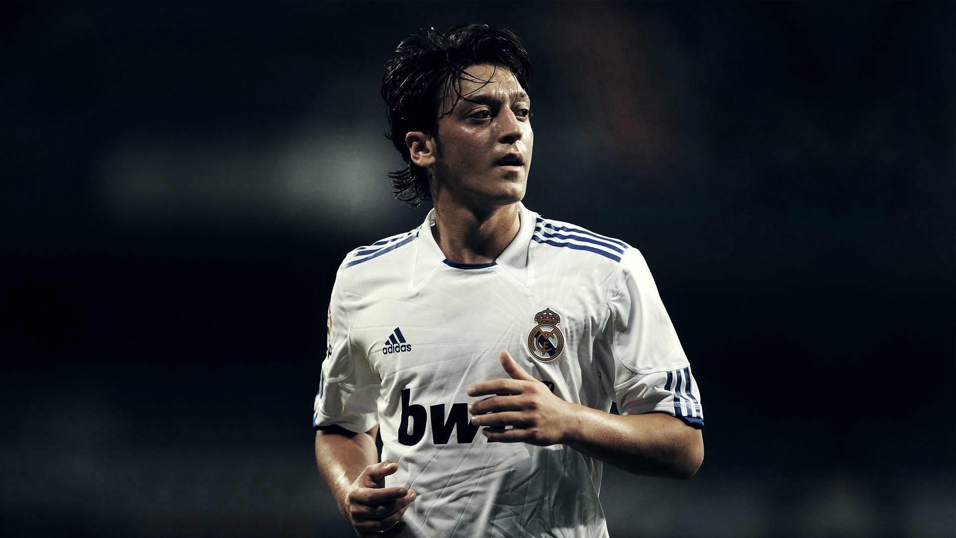 Mesut Ozil Football Players HD Wallpaper