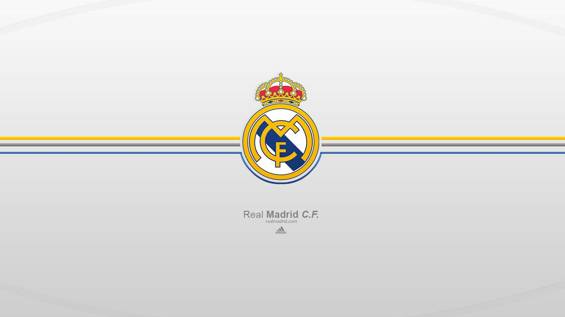 Real Madrid Logo Wallpaper HD Widescreen.