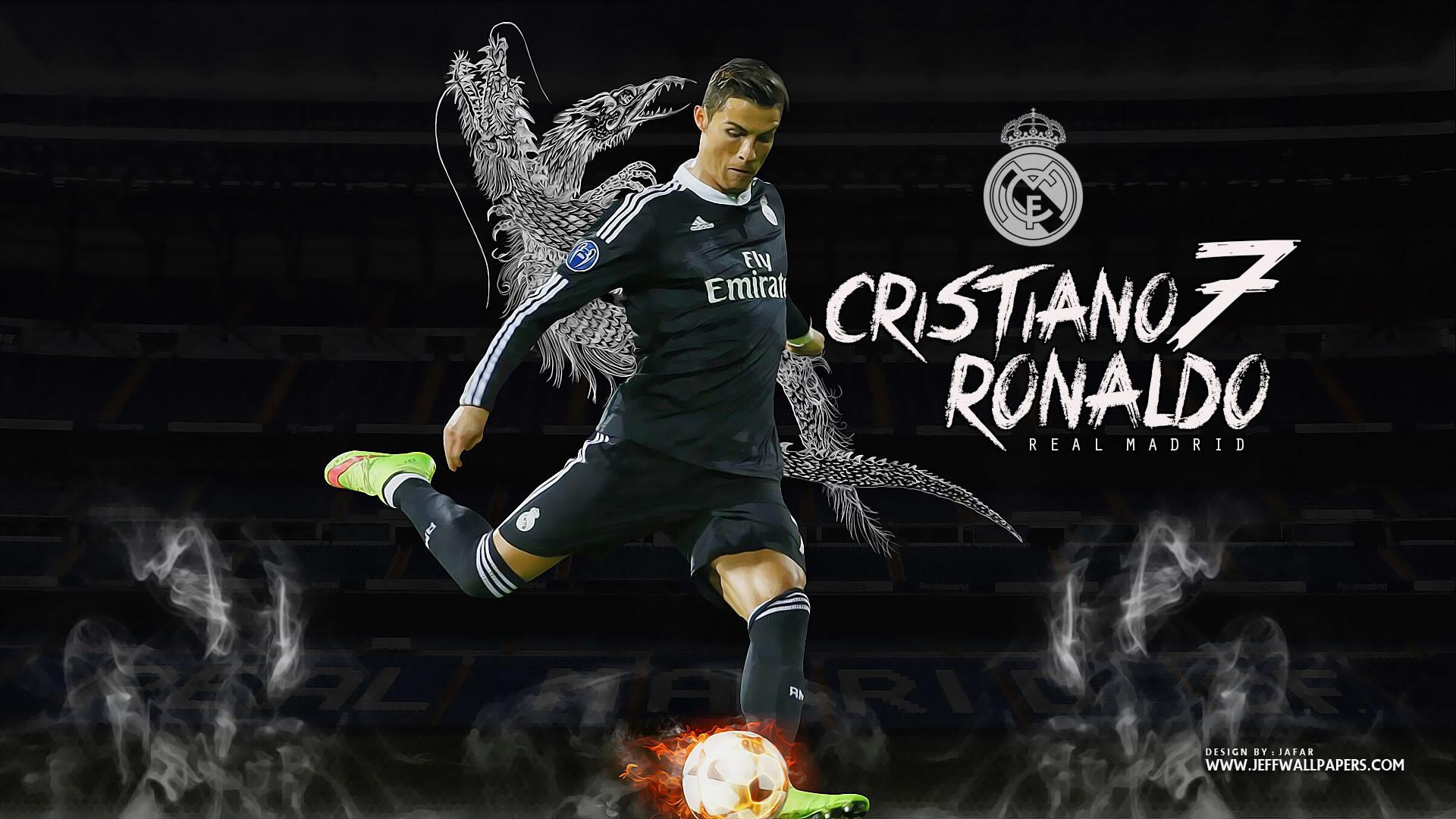 Ronaldo Real Madrid wallpaper by Jafarjeef – Cristiano Ronaldo .