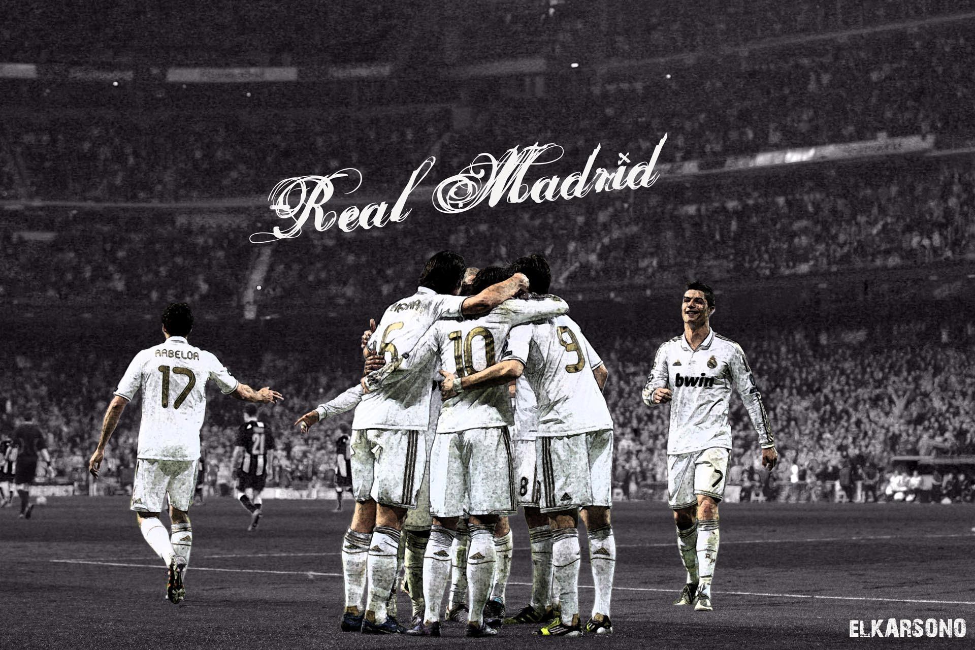 Real Madrid Celebration (id: 112762) – BUZZERG