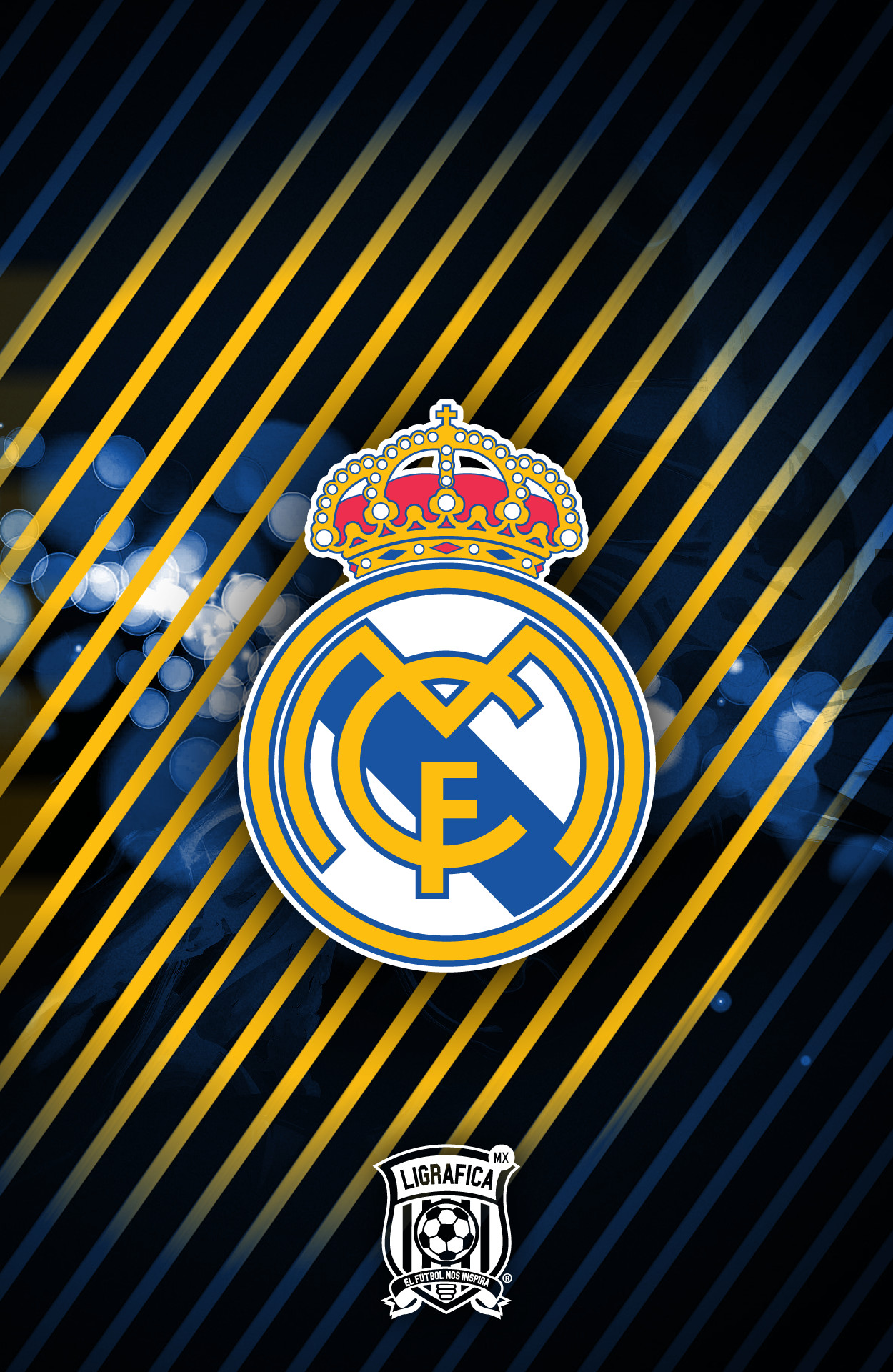 #LigraficaMX 14/04/15CTG · Real Madrid WallpapersCristiano …