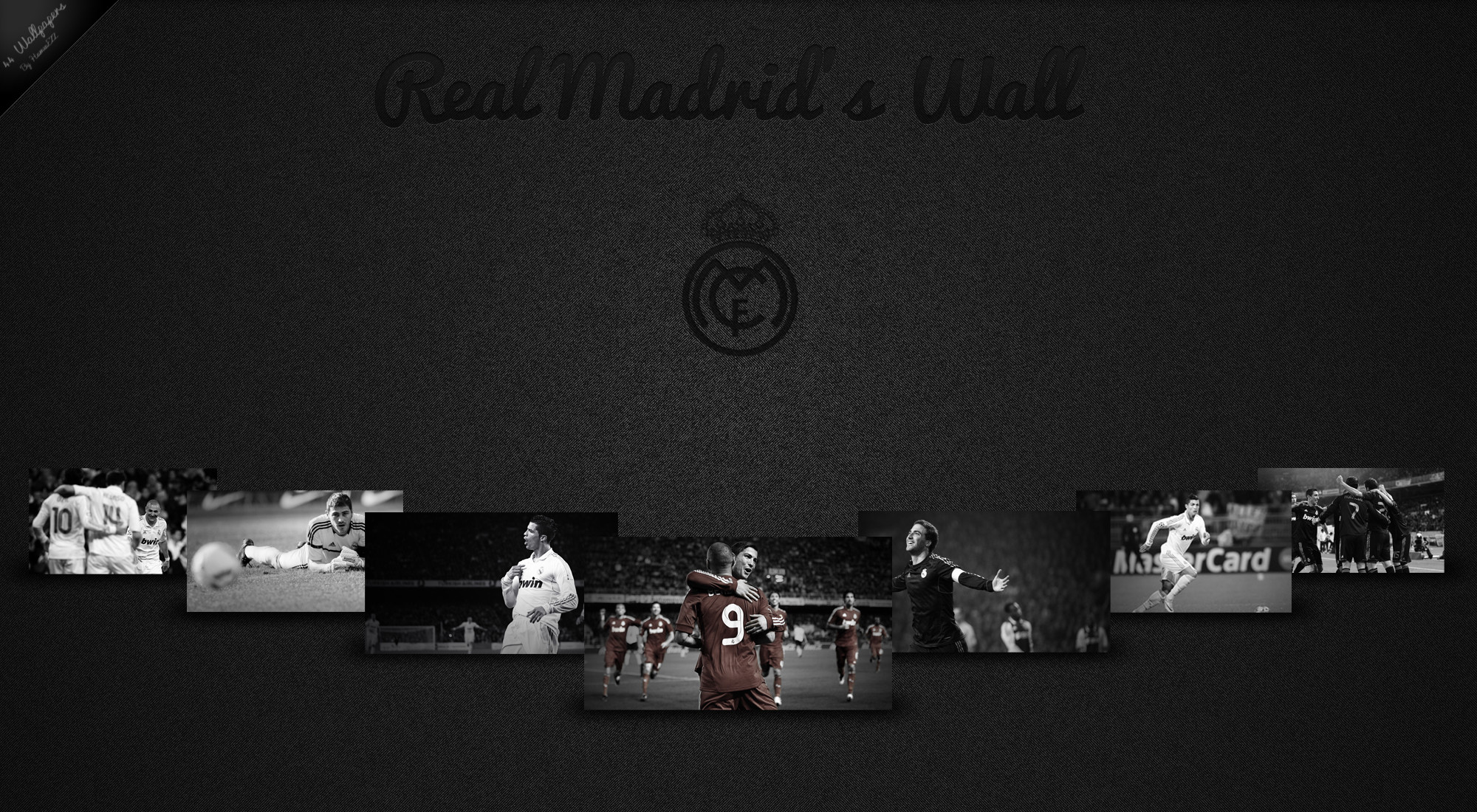 Real madrid's wallpapers by HamzaEzz Real madrid's wallpapers by HamzaEzz