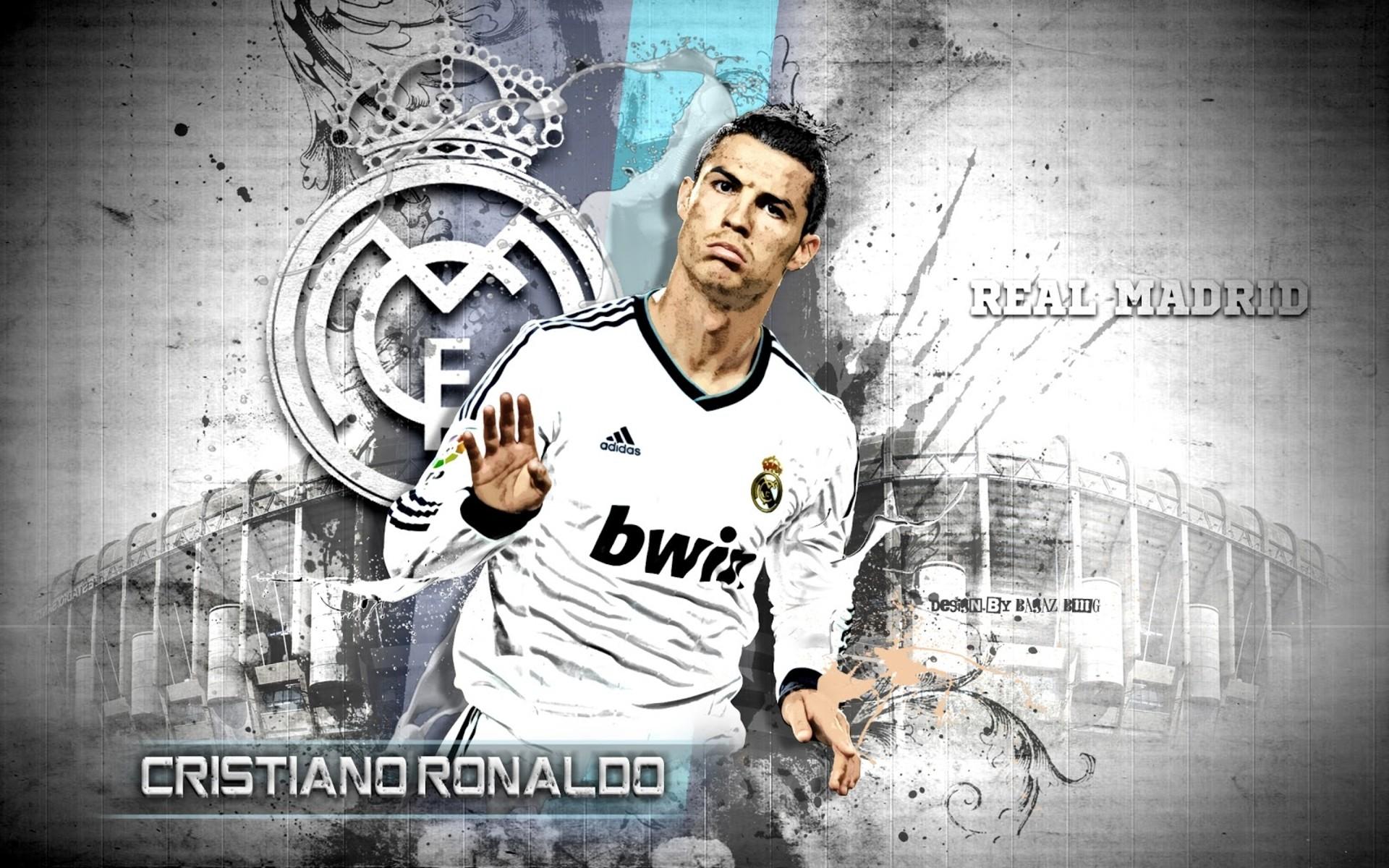 Real Madrid Wallpaper 2014 Ronaldo