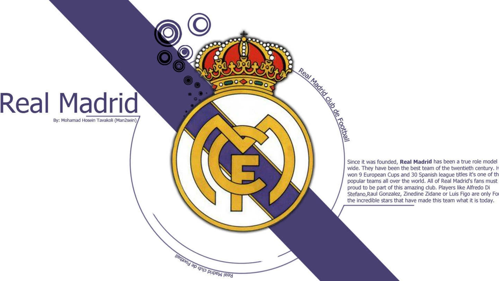 Awesome Real Madrid Wallpapers