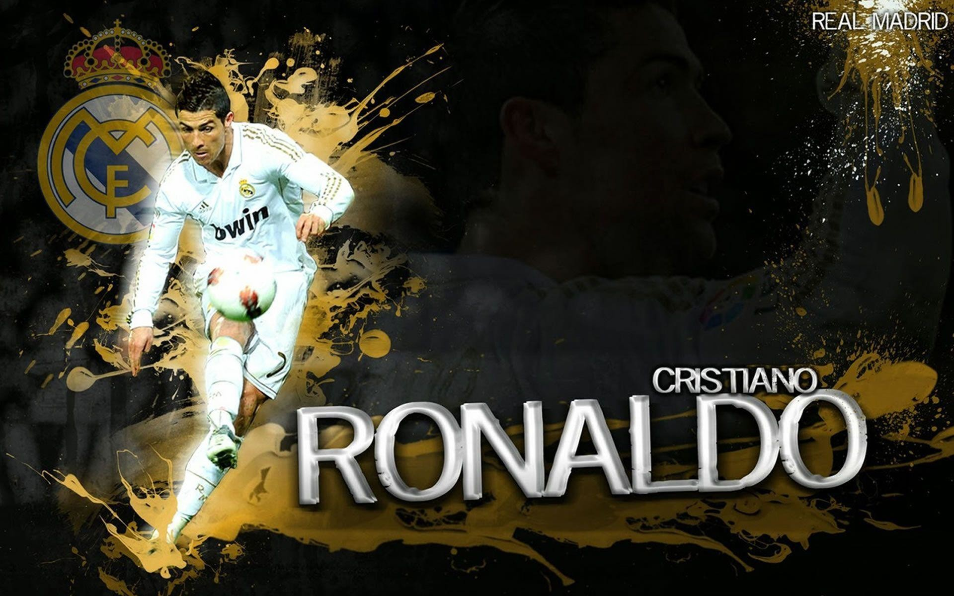 Cristiano ronaldo real madrid wallpaper | Wallpapers, Backgrounds .