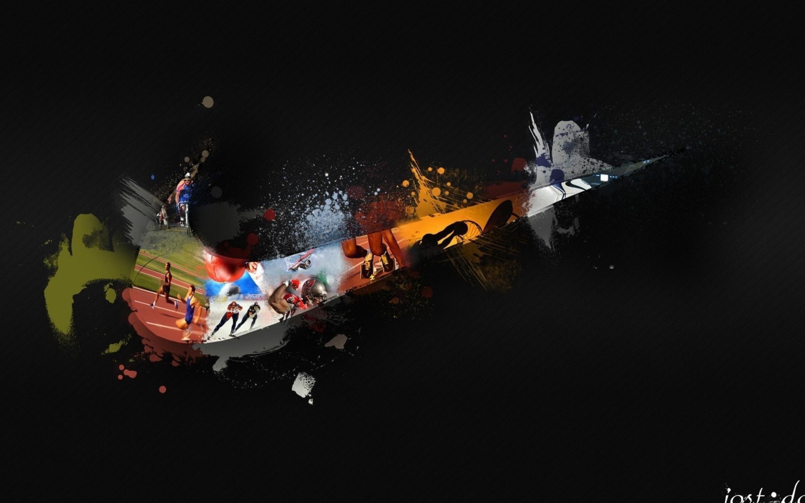 Sport Nike Logo Wallpaper Wallpaper