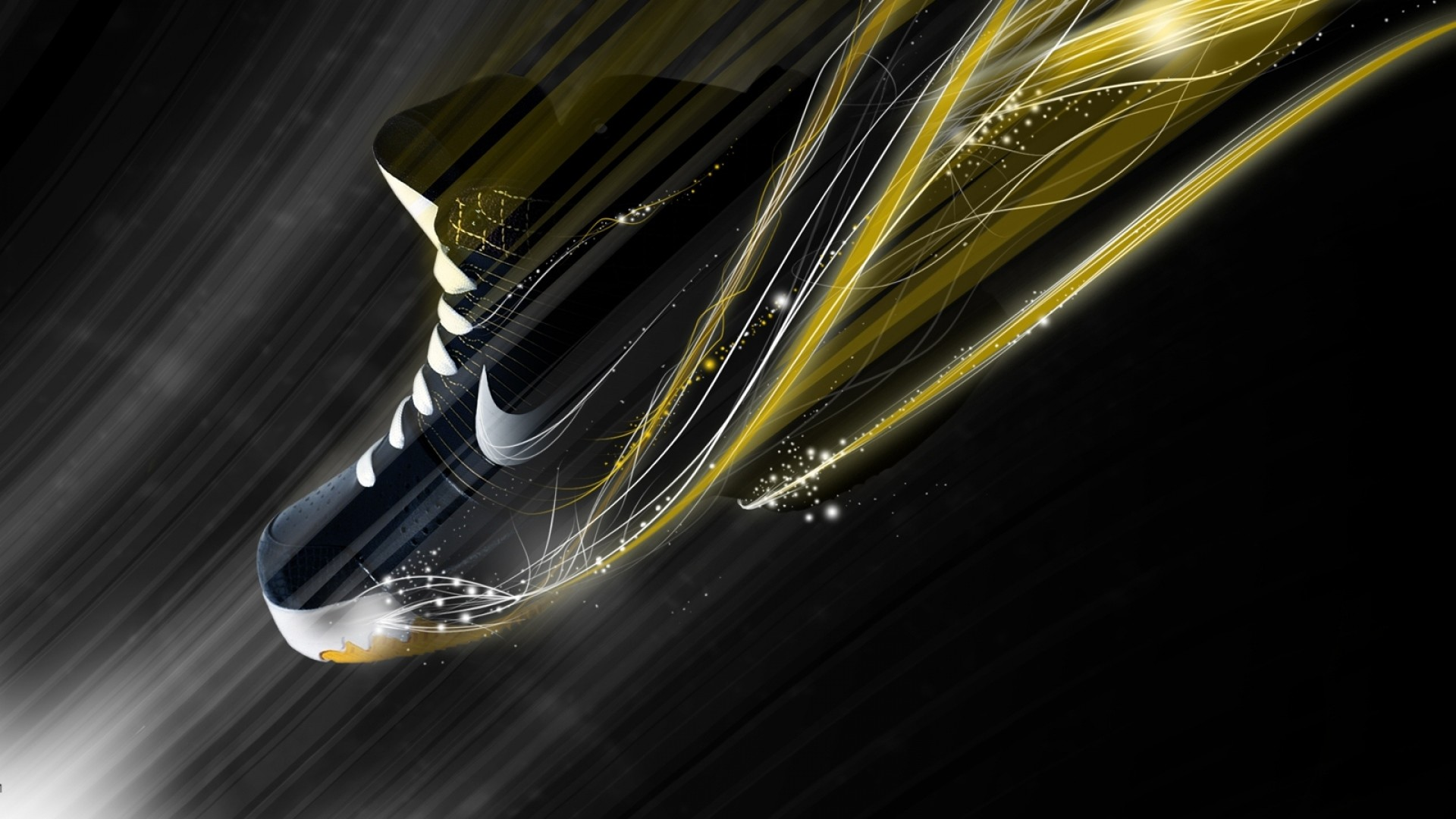 Preview wallpaper nike, shoes, brand 1920×1080
