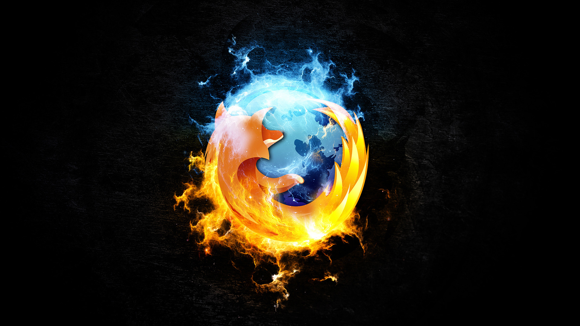 Mozilla Firefox Wallpaper