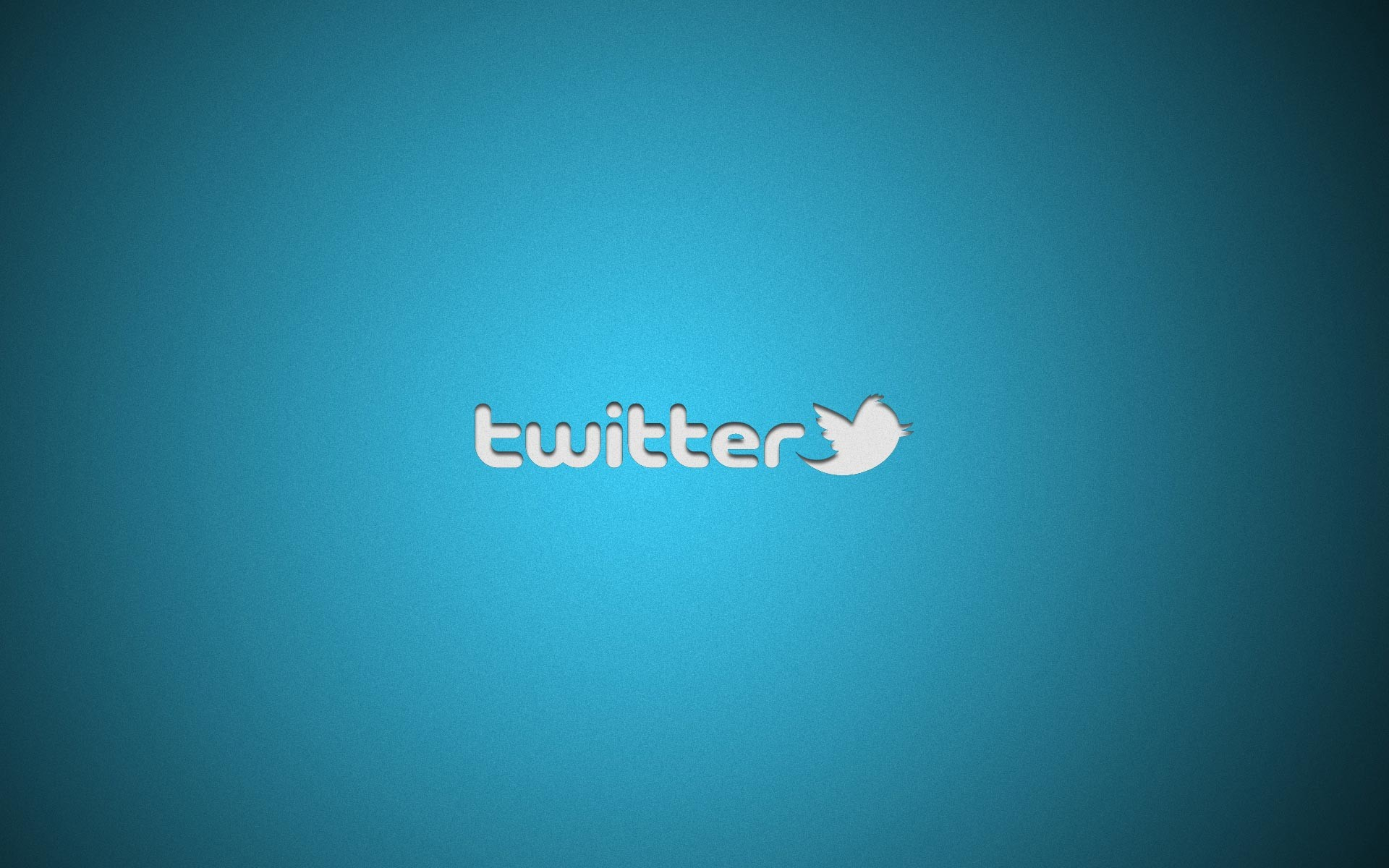 Twitter Logo Wallpaper