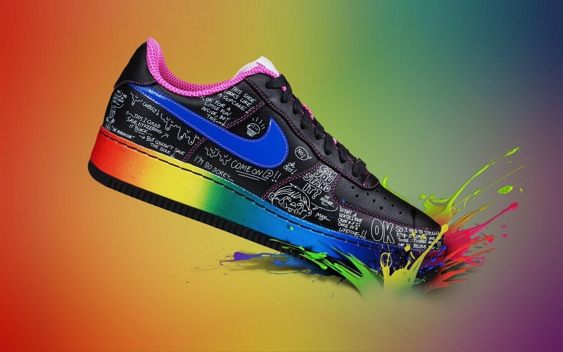 Nike Shoes Wallpaper – WallpaperSafari