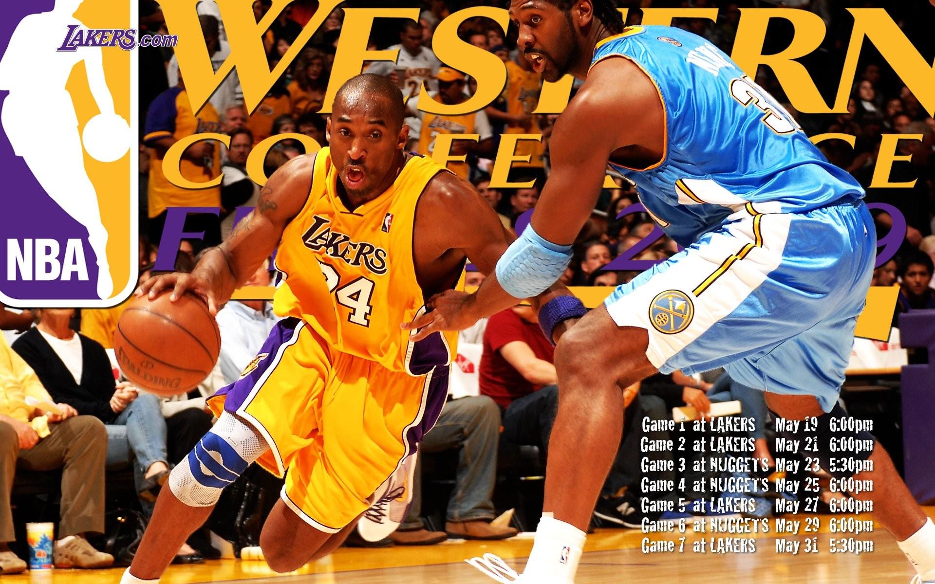 Los Angeles Lakers : Lakers 2009 NBA Champions Wallpapers 1920*1200  Wallpaper 9