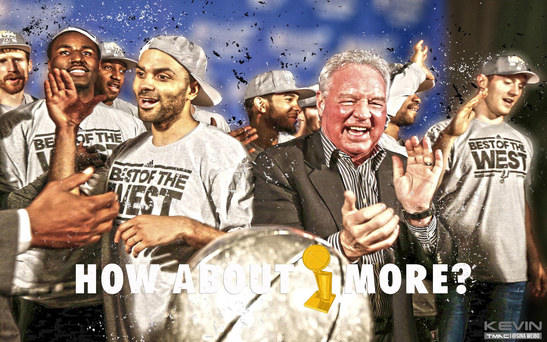 Spurs 2013 NBA Finals Celebration Wallpaper