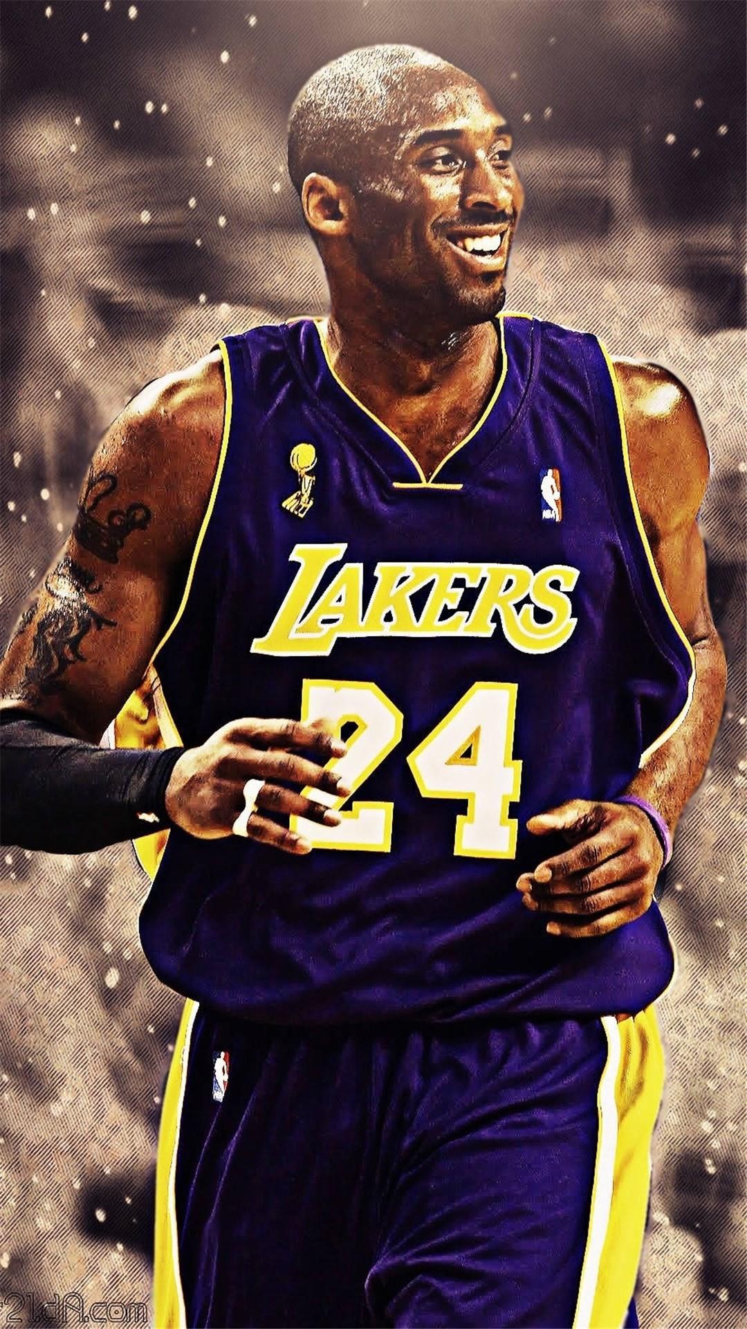 Bryant Kobe NBA Sports Super Star #iPhone #6 #plus #wallpaper