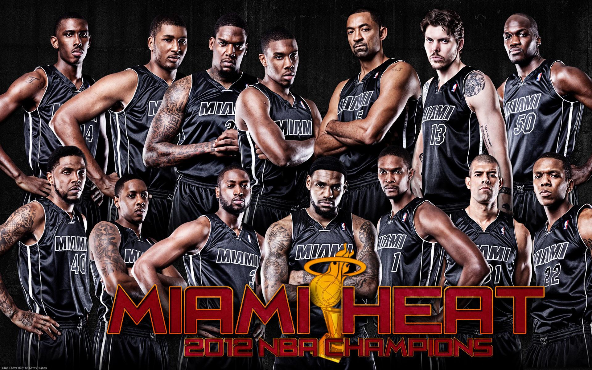 Miami Heat 01 HD Wallpaper