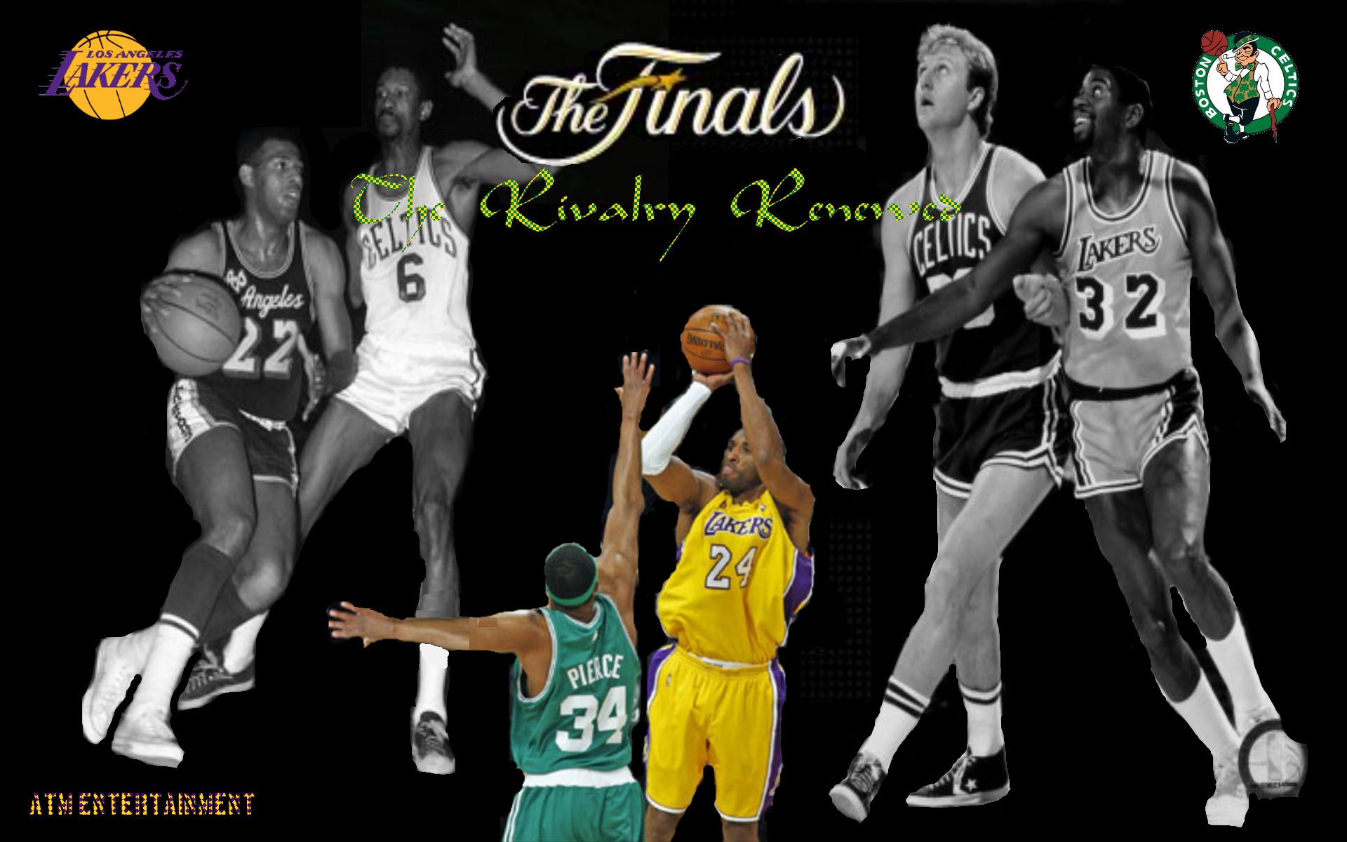 NBA – Special – Greatest NBA Rivalries – Boston Celtics VS Los Angeles  Lakers – ImaSportsphile