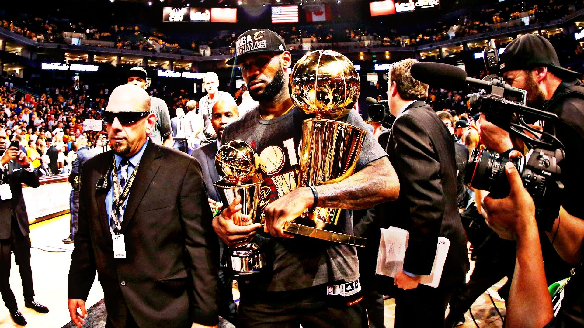 LeBron James – CLEVELAND, THIS IS FOR YOU! á´´á´° (2016 NBA Champion Mix) –  YouTube