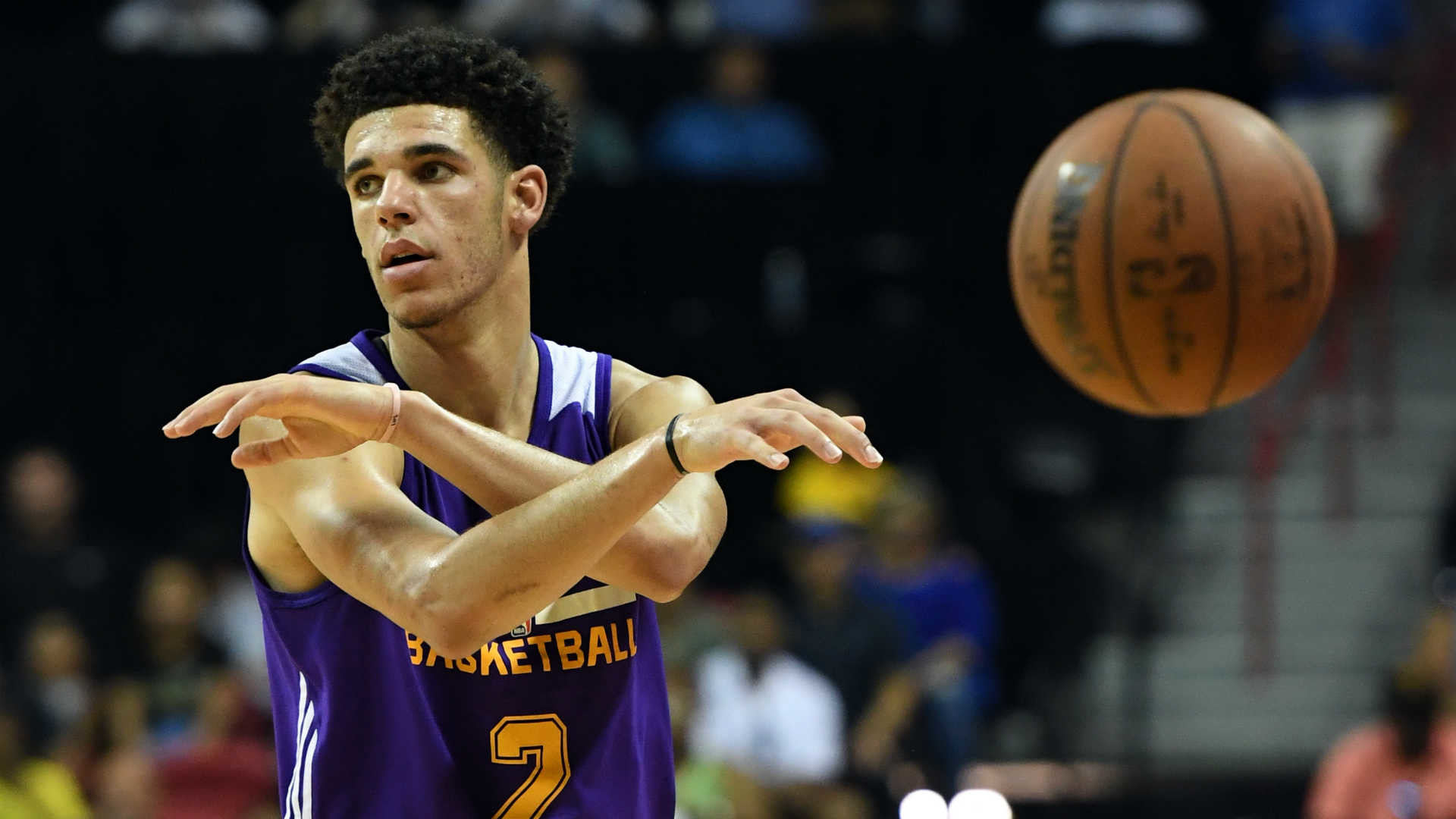 Lonzo Ball wins Summer League MVP before sitting out Lakers' championship  win   NBA   Sporting News