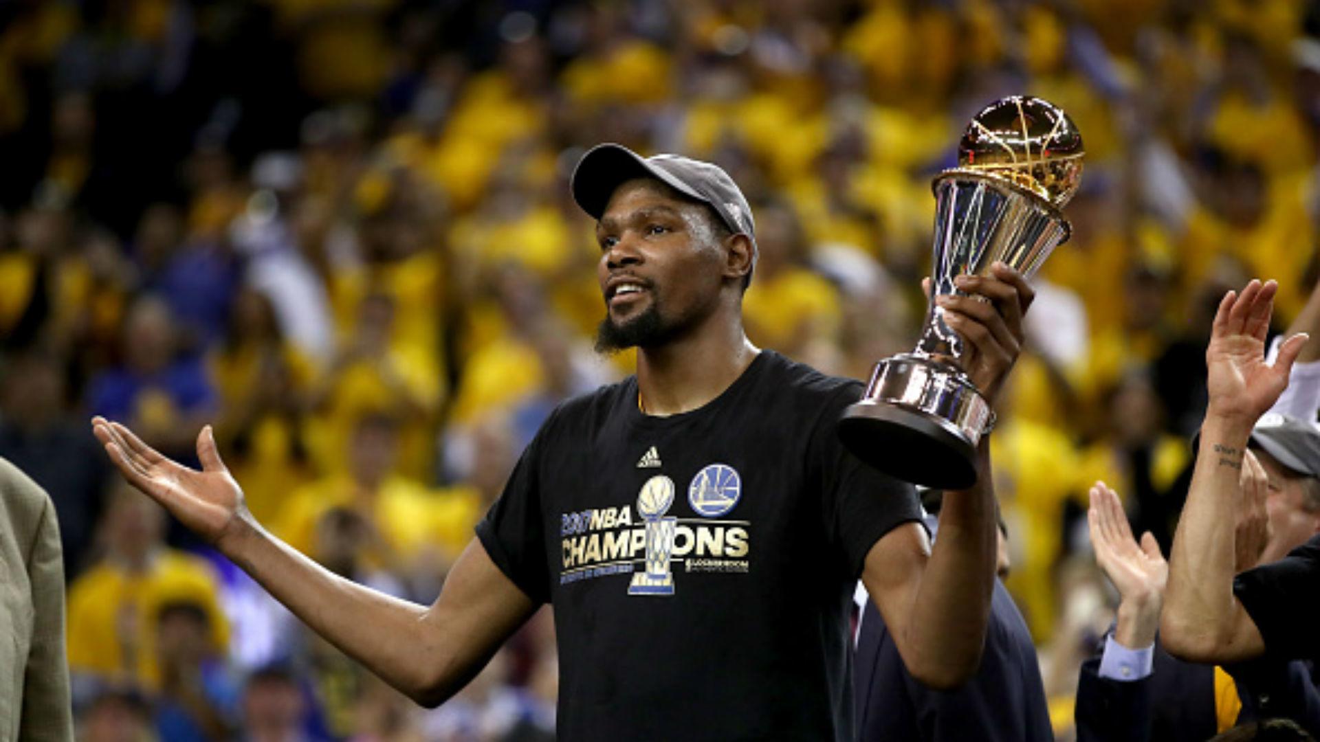 Nike airs 'Debate This' ad after Kevin Durant becomes NBA champion   NBA    Sporting News