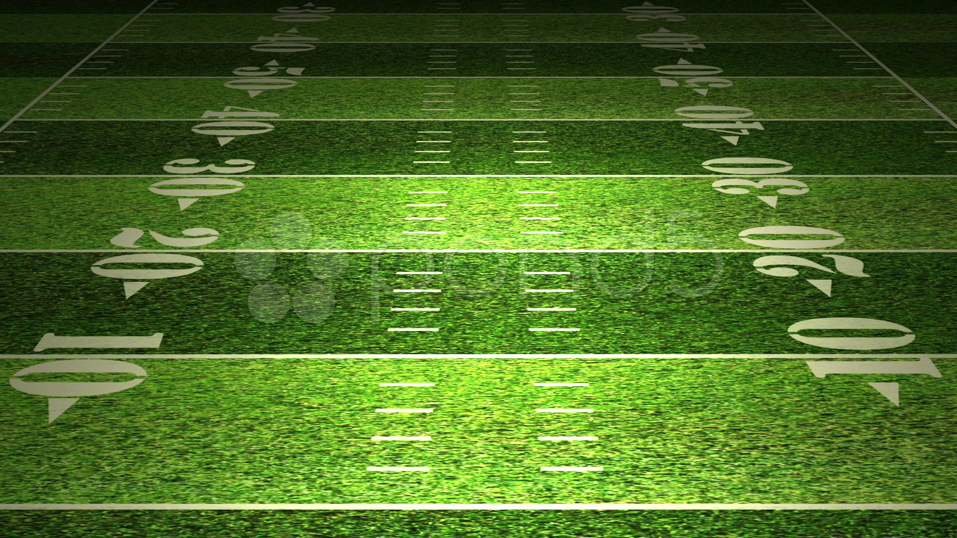 American Football Field Stock Video 1062519 | HD Stock Footage
