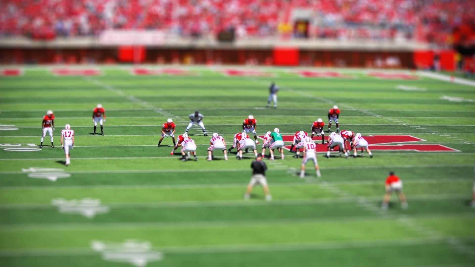 football field, stadium, tribune, diorama | marlaine ♥ tiny tiny |  Pinterest | Football field, Dioramas and Fields