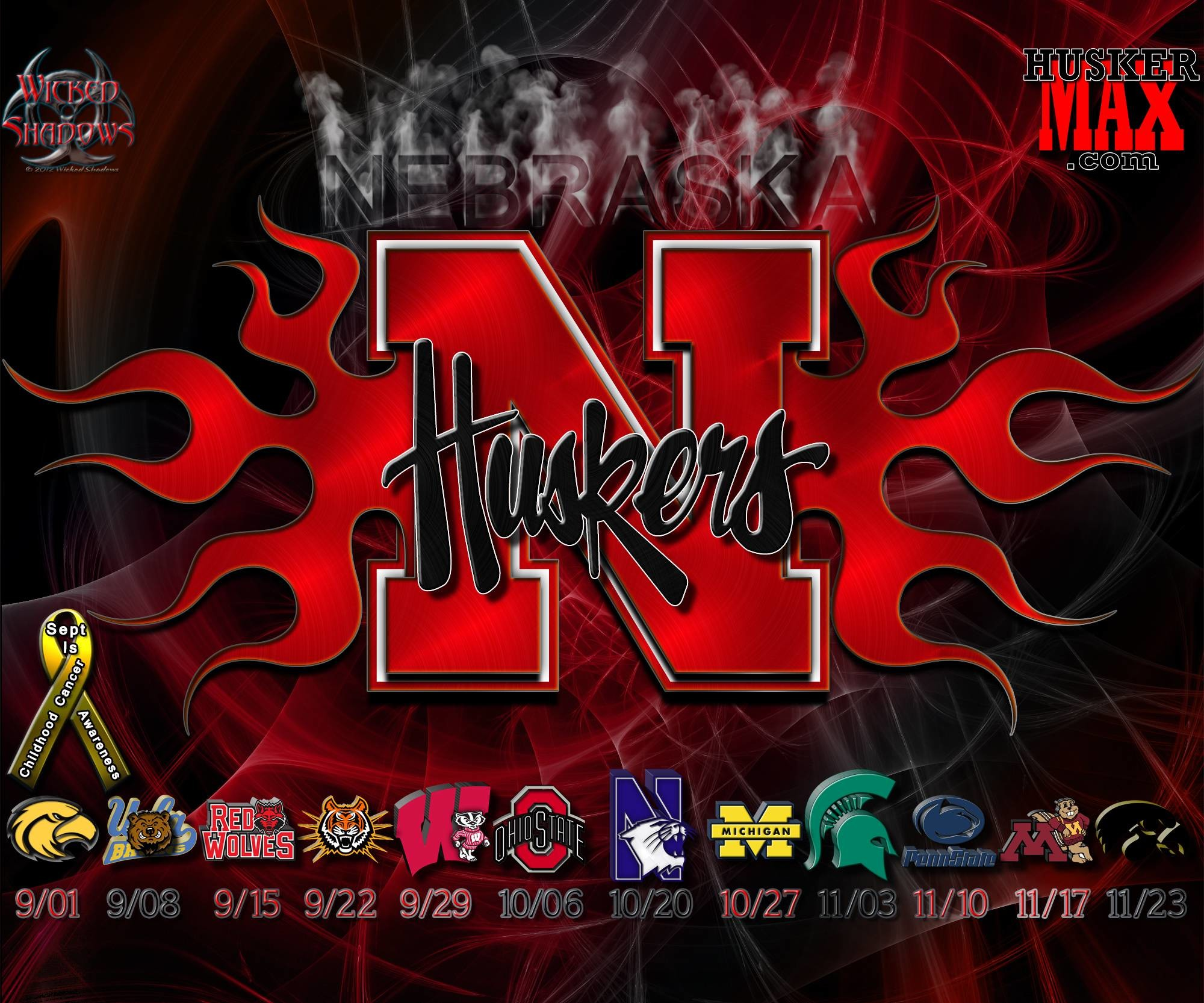 Search Results Husker Football Schedule   Football Sport Channel